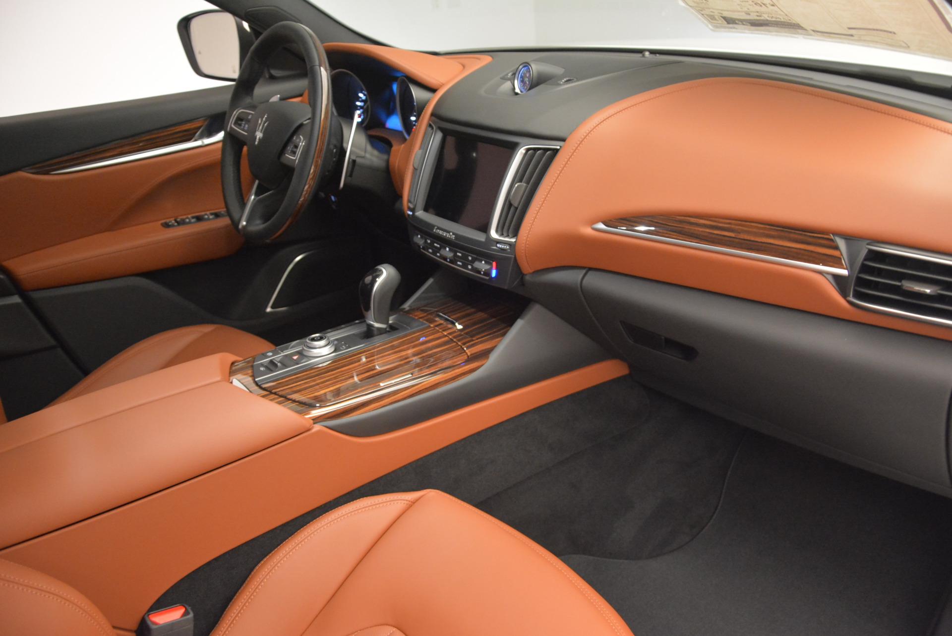 New 2017 Maserati Levante S For Sale In Greenwich, CT 629_p19