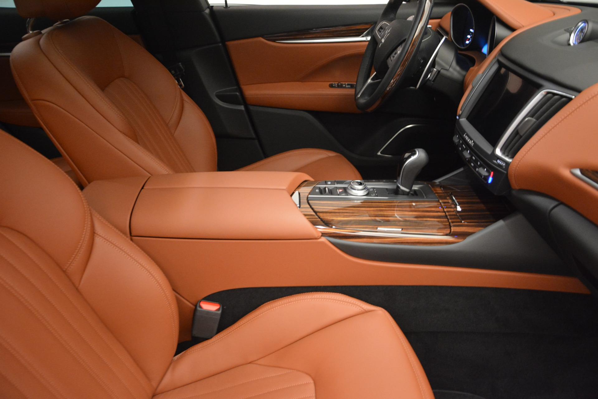 New 2017 Maserati Levante S For Sale In Greenwich, CT 629_p20