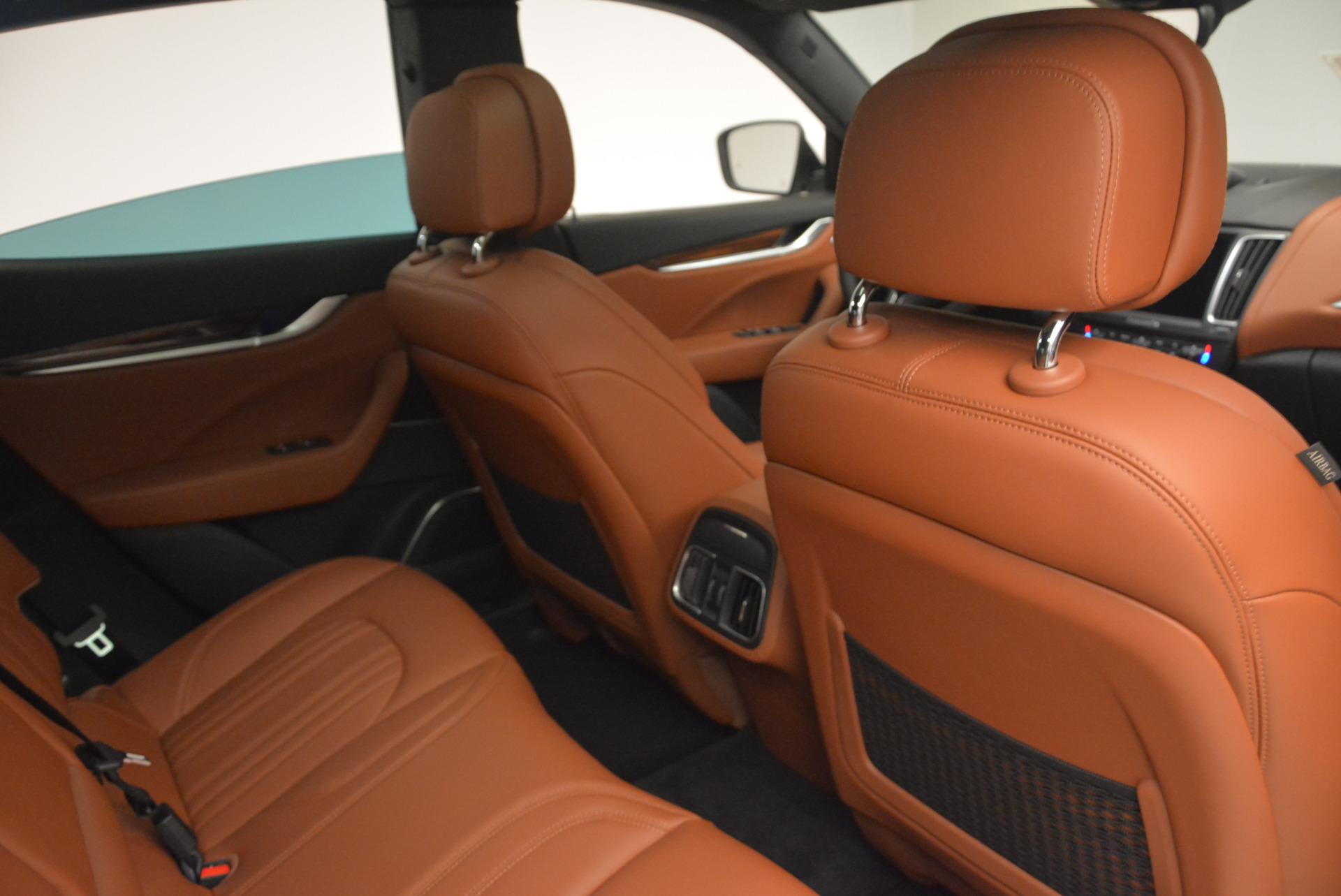 New 2017 Maserati Levante S For Sale In Greenwich, CT 629_p22