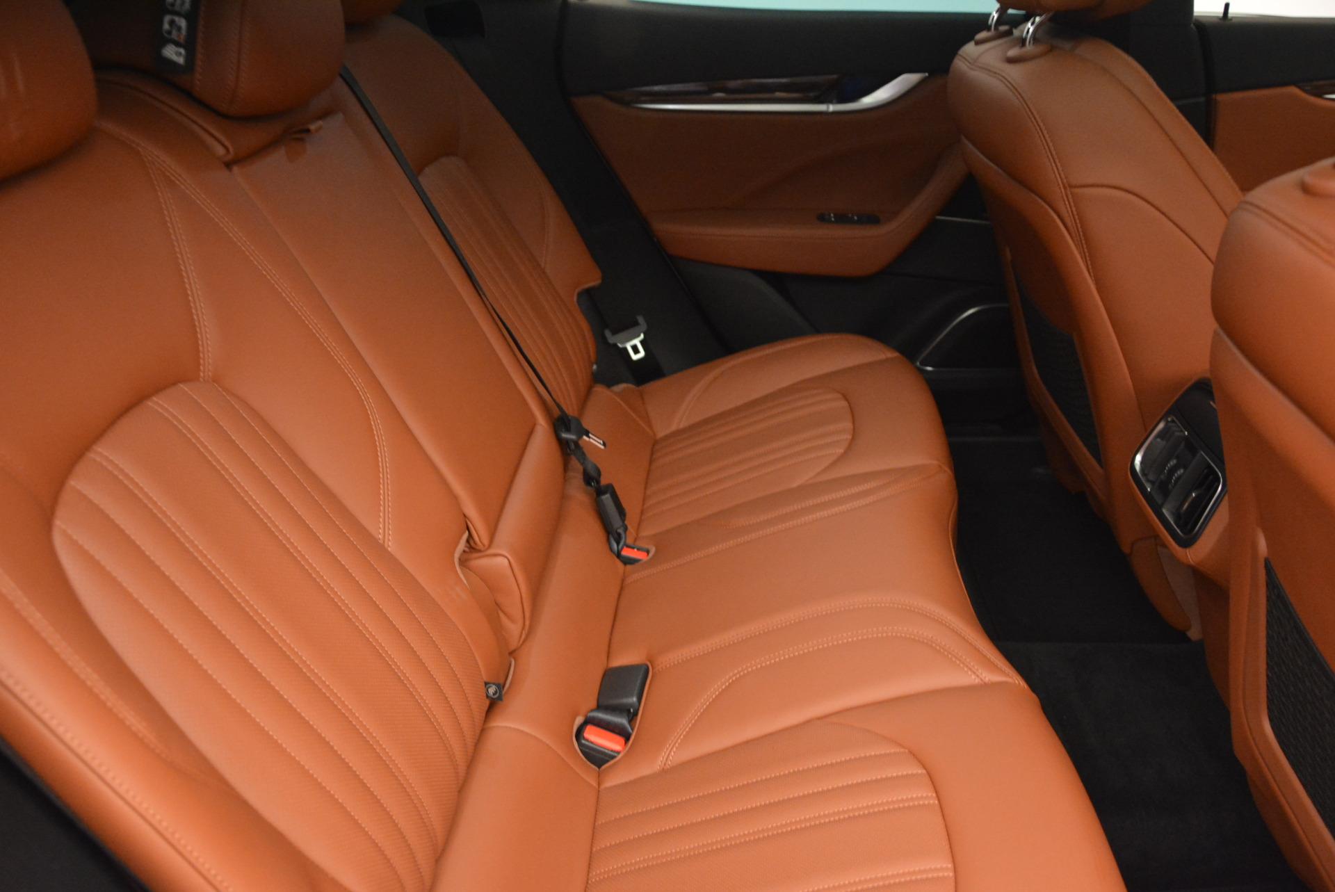 New 2017 Maserati Levante S For Sale In Greenwich, CT 629_p23