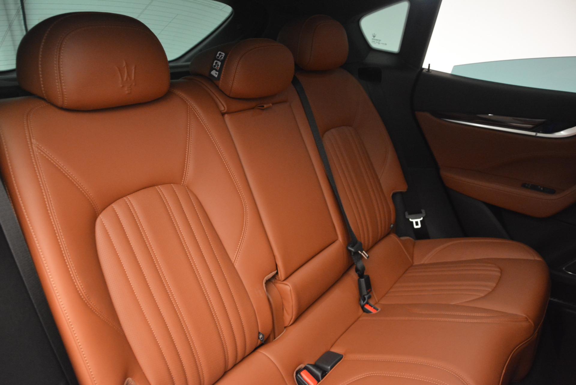 New 2017 Maserati Levante S For Sale In Greenwich, CT 629_p24
