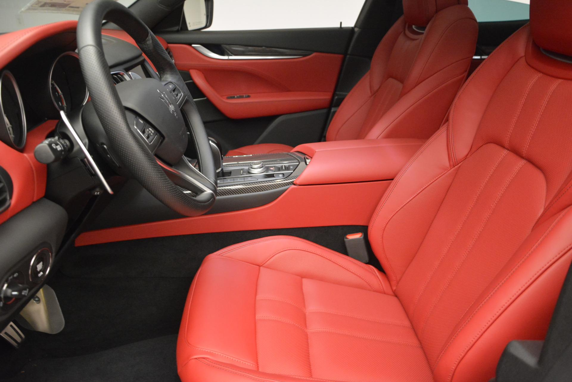 Used 2017 Maserati Levante Ex Service Loaner For Sale In Greenwich, CT 631_p14