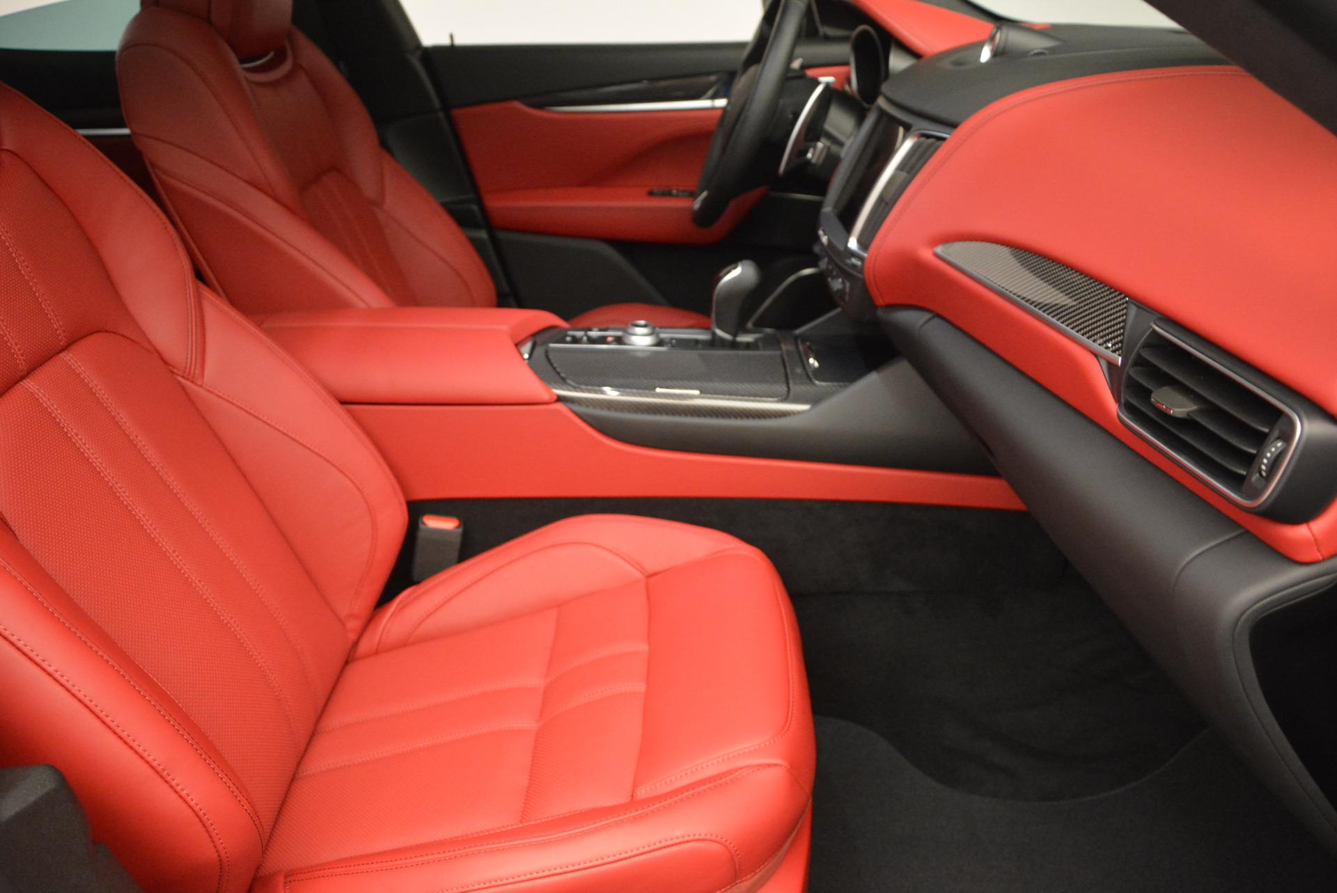 Used 2017 Maserati Levante Ex Service Loaner For Sale In Greenwich, CT 631_p22