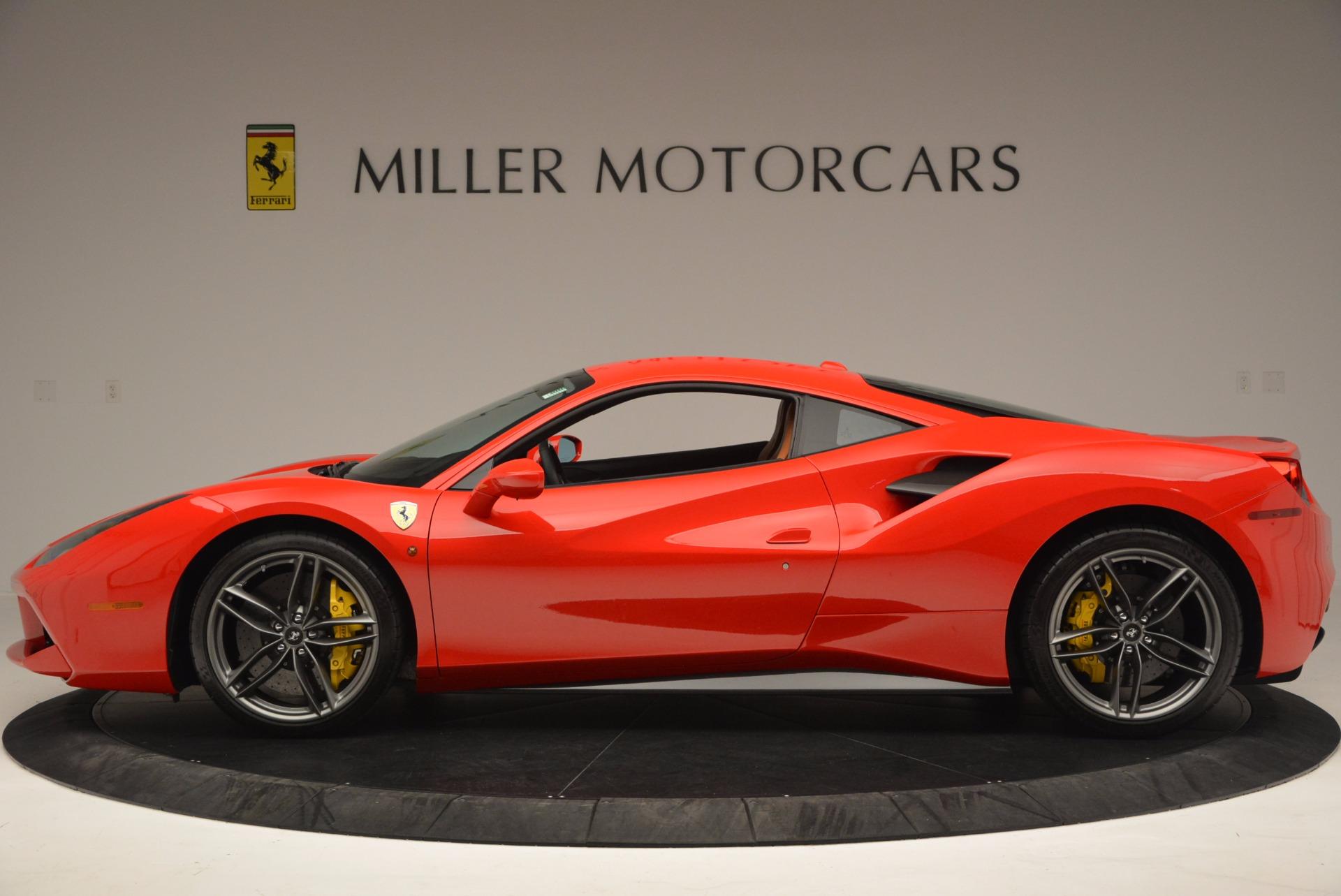 Used 2016 Ferrari 488 GTB  For Sale In Greenwich, CT 636_p3
