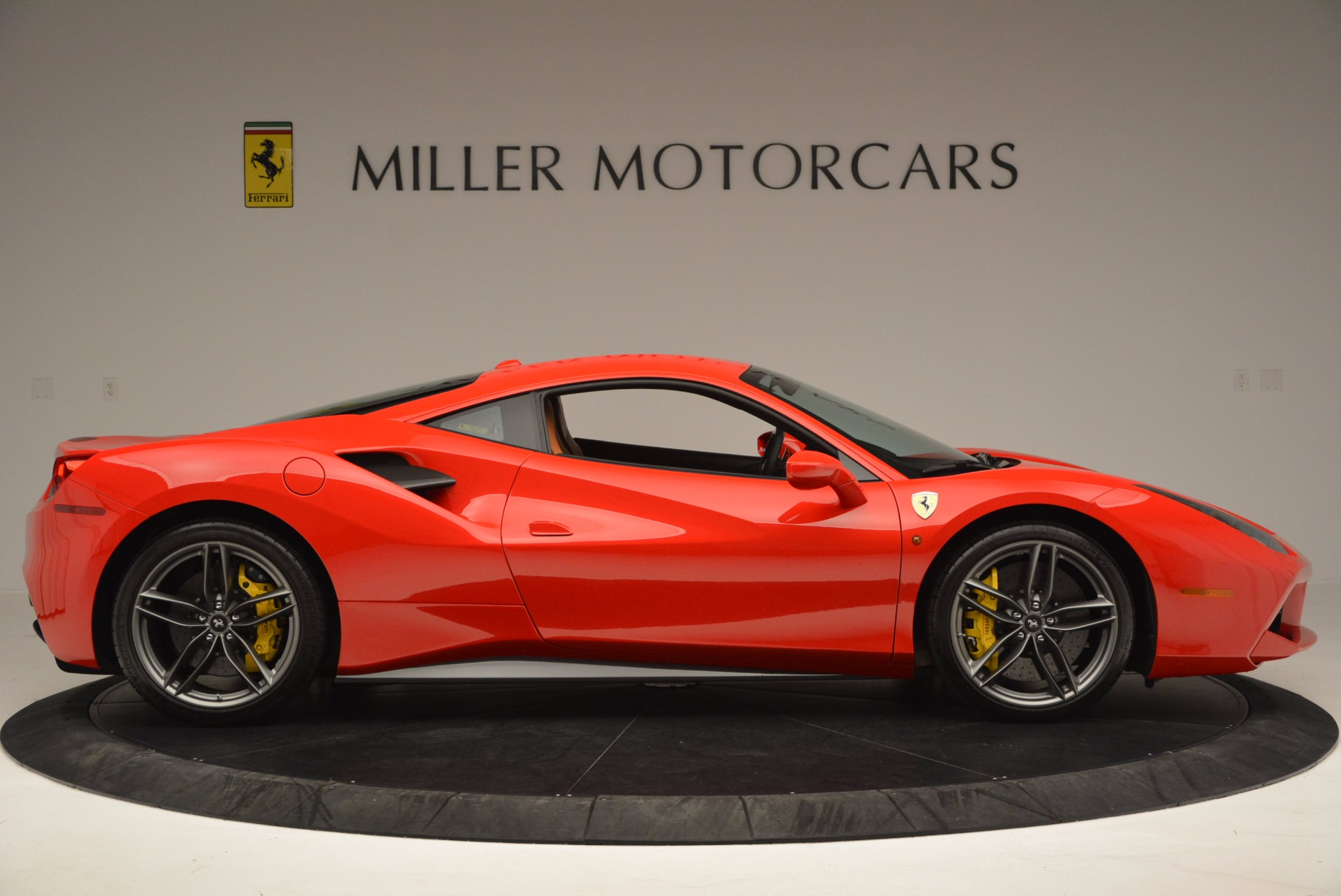 Used 2016 Ferrari 488 GTB  For Sale In Greenwich, CT 636_p9