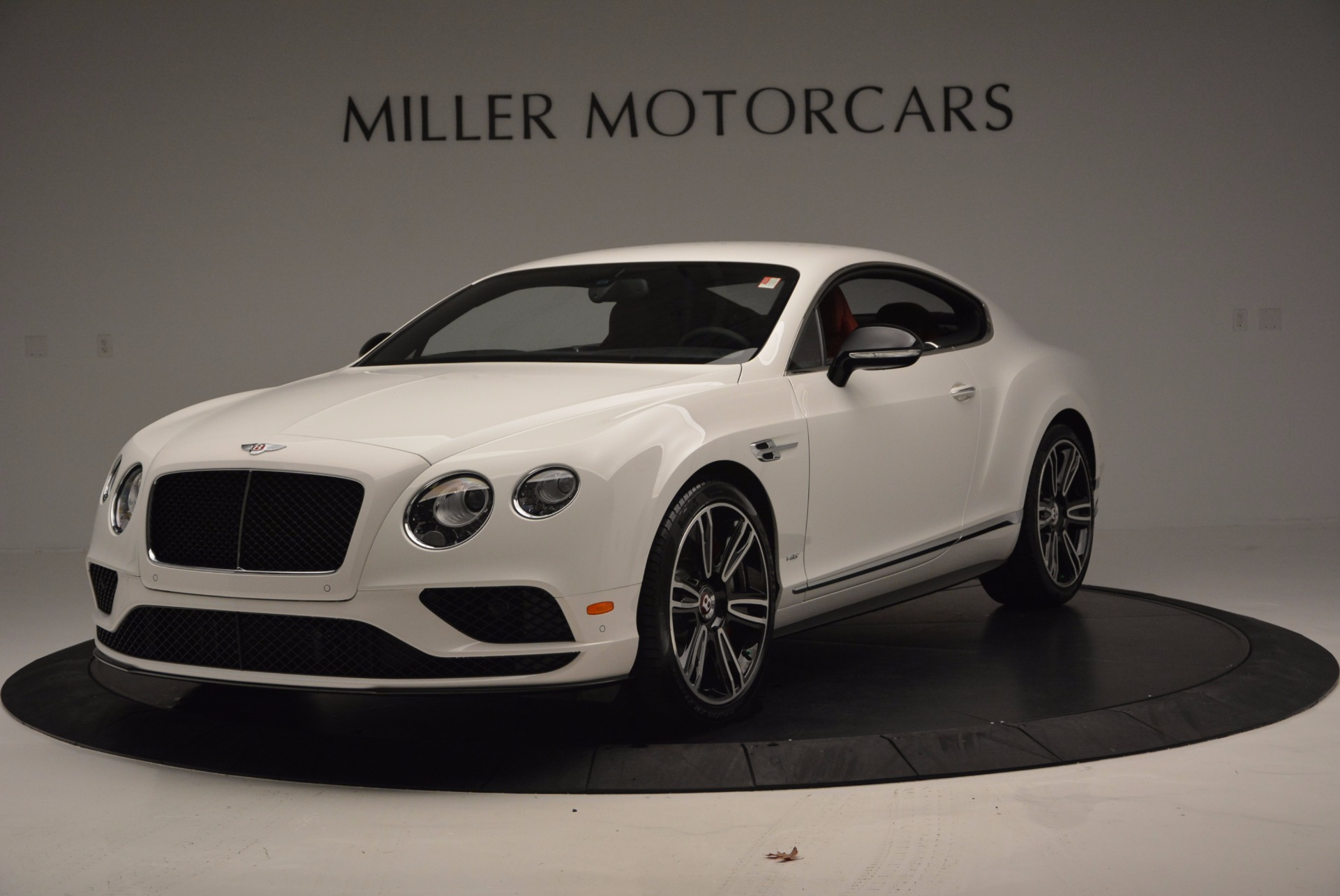 New 2017 Bentley Continental GT V8 S  For Sale In Greenwich, CT 637_main