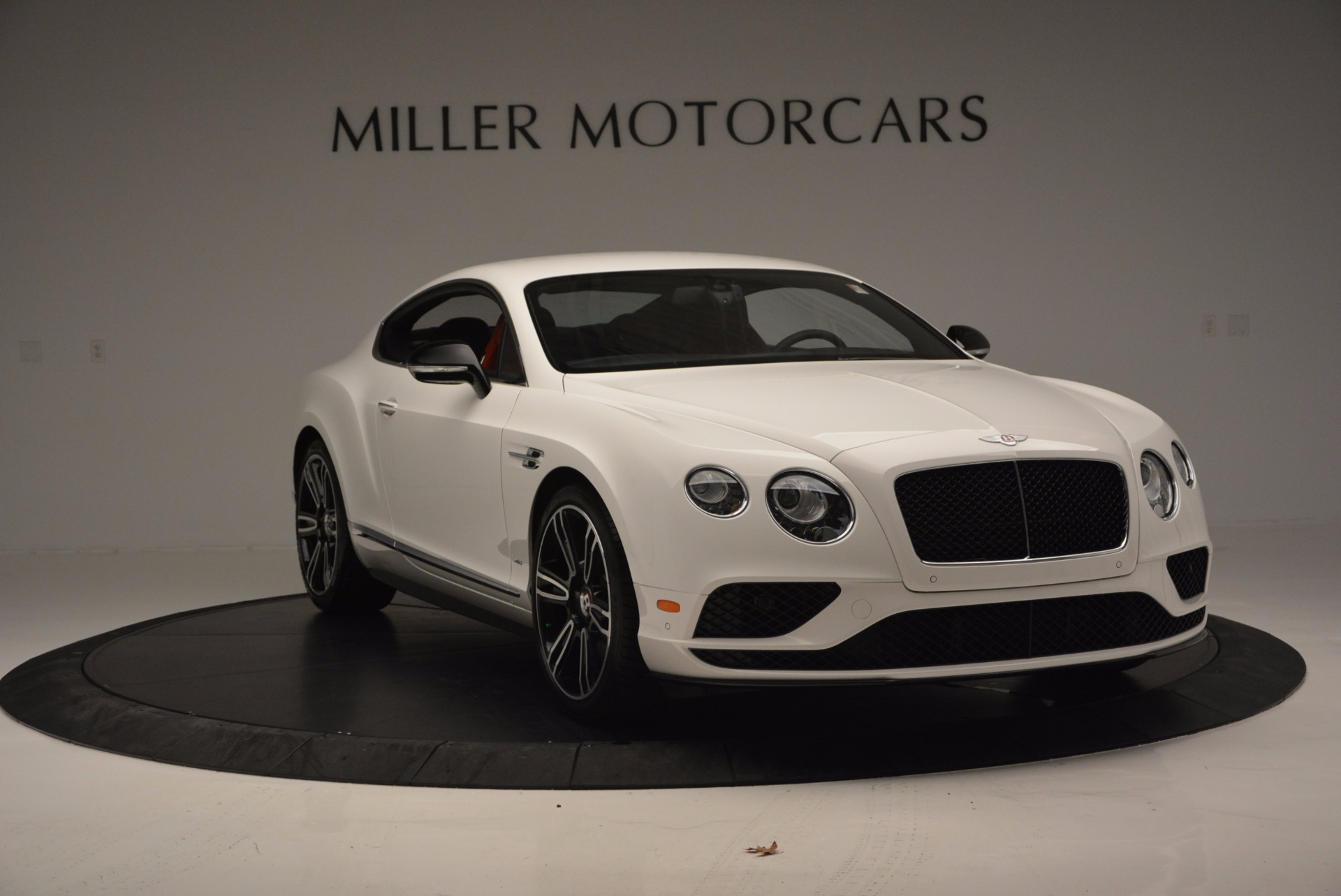 New 2017 Bentley Continental GT V8 S  For Sale In Greenwich, CT 637_p11