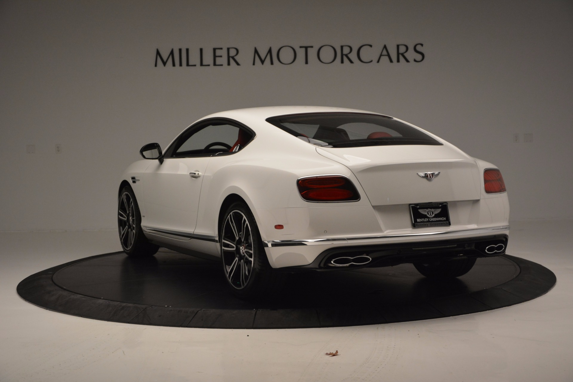 New 2017 Bentley Continental GT V8 S  For Sale In Greenwich, CT 637_p5