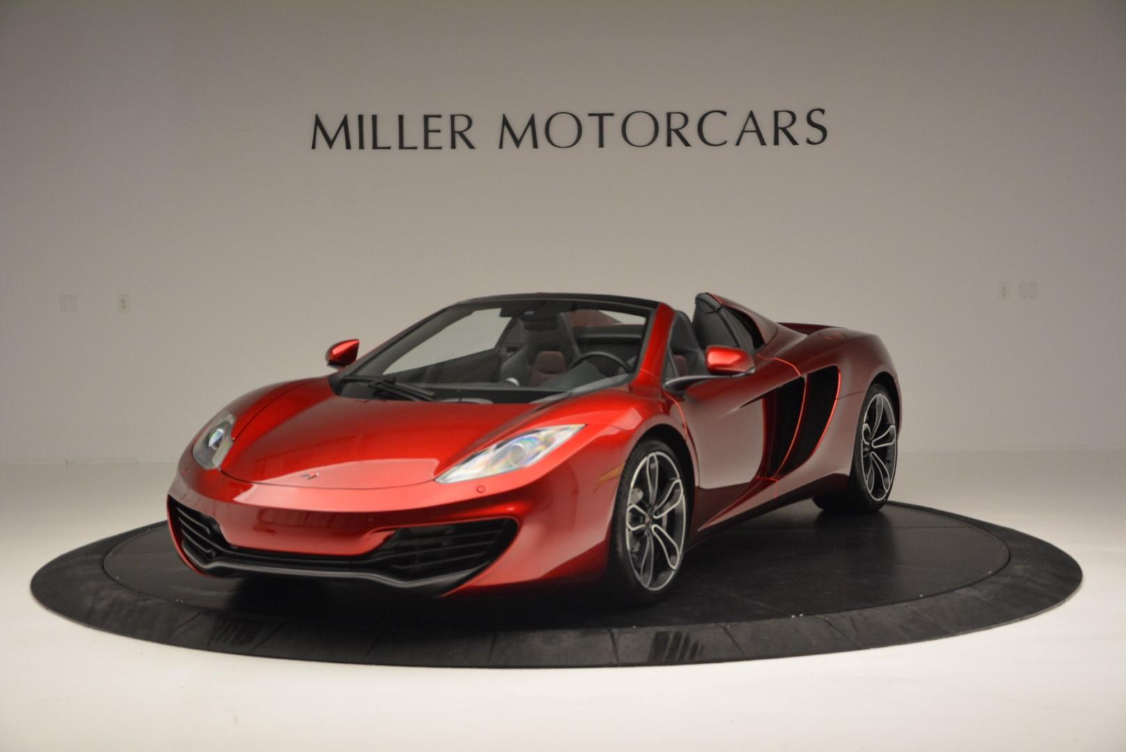 Used 2013 McLaren MP4-12C Base For Sale In Greenwich, CT 64_main