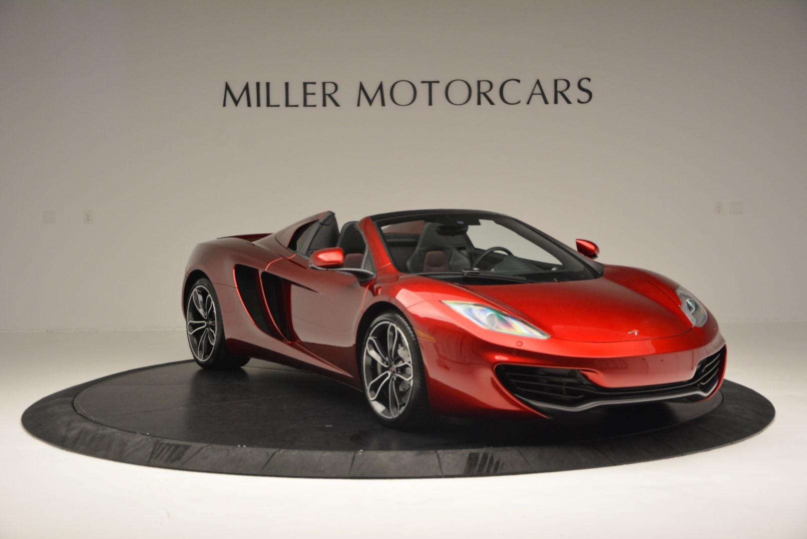 Used 2013 McLaren MP4-12C Base For Sale In Greenwich, CT 64_p11