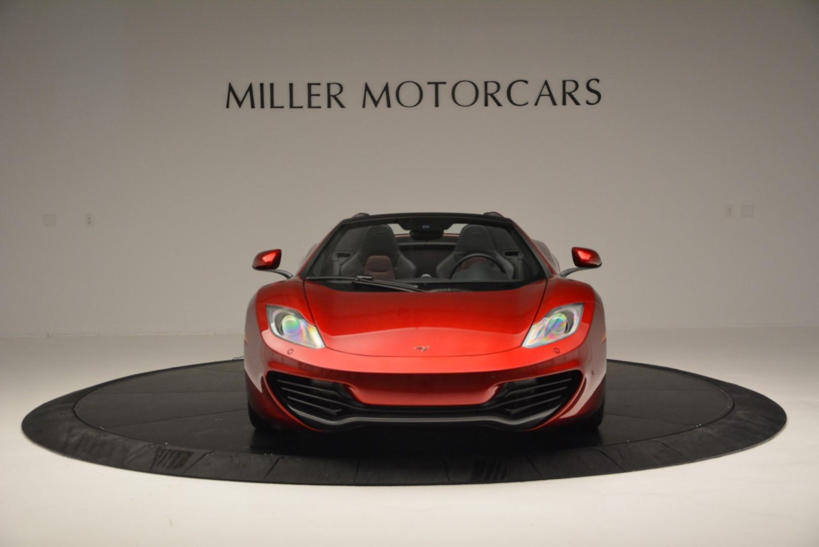 Used 2013 McLaren MP4-12C Base For Sale In Greenwich, CT 64_p12
