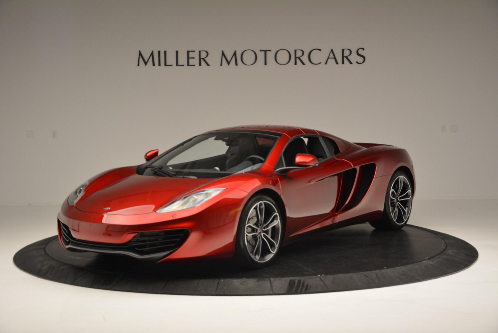 Used 2013 McLaren MP4-12C Base For Sale In Greenwich, CT 64_p13