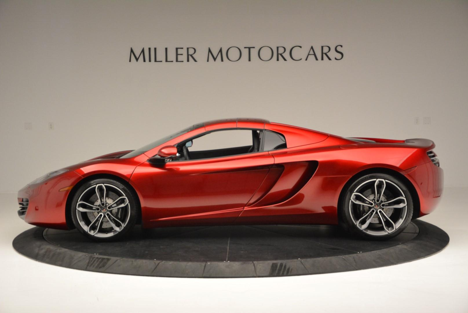 Used 2013 McLaren MP4-12C Base For Sale In Greenwich, CT 64_p14