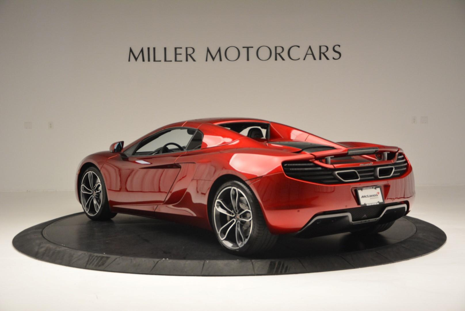 Used 2013 McLaren MP4-12C Base For Sale In Greenwich, CT 64_p15
