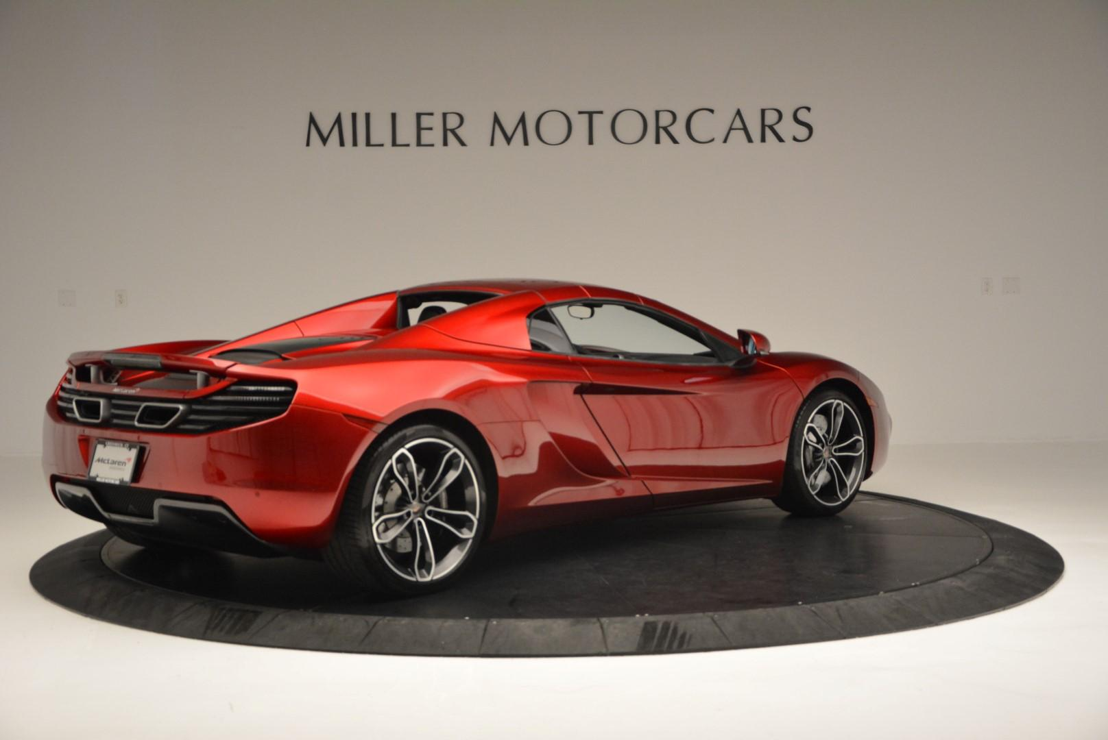 Used 2013 McLaren MP4-12C Base For Sale In Greenwich, CT 64_p17