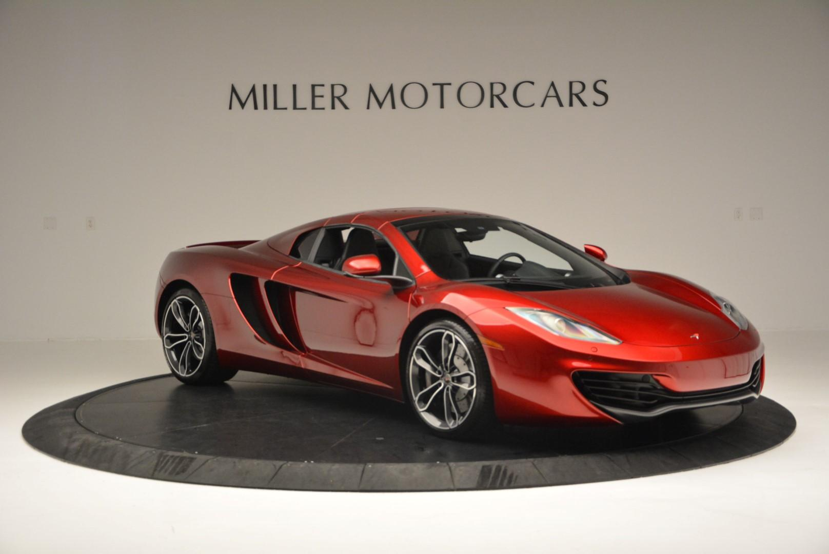 Used 2013 McLaren MP4-12C Base For Sale In Greenwich, CT 64_p19