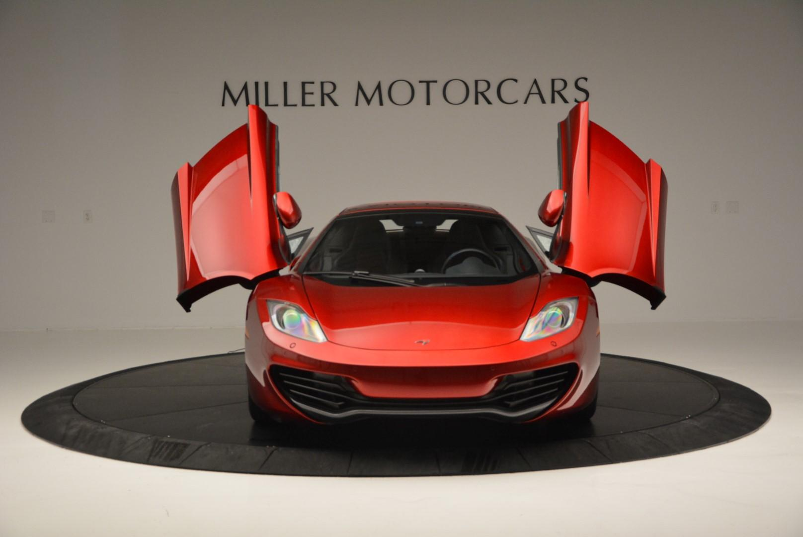 Used 2013 McLaren MP4-12C Base For Sale In Greenwich, CT 64_p20