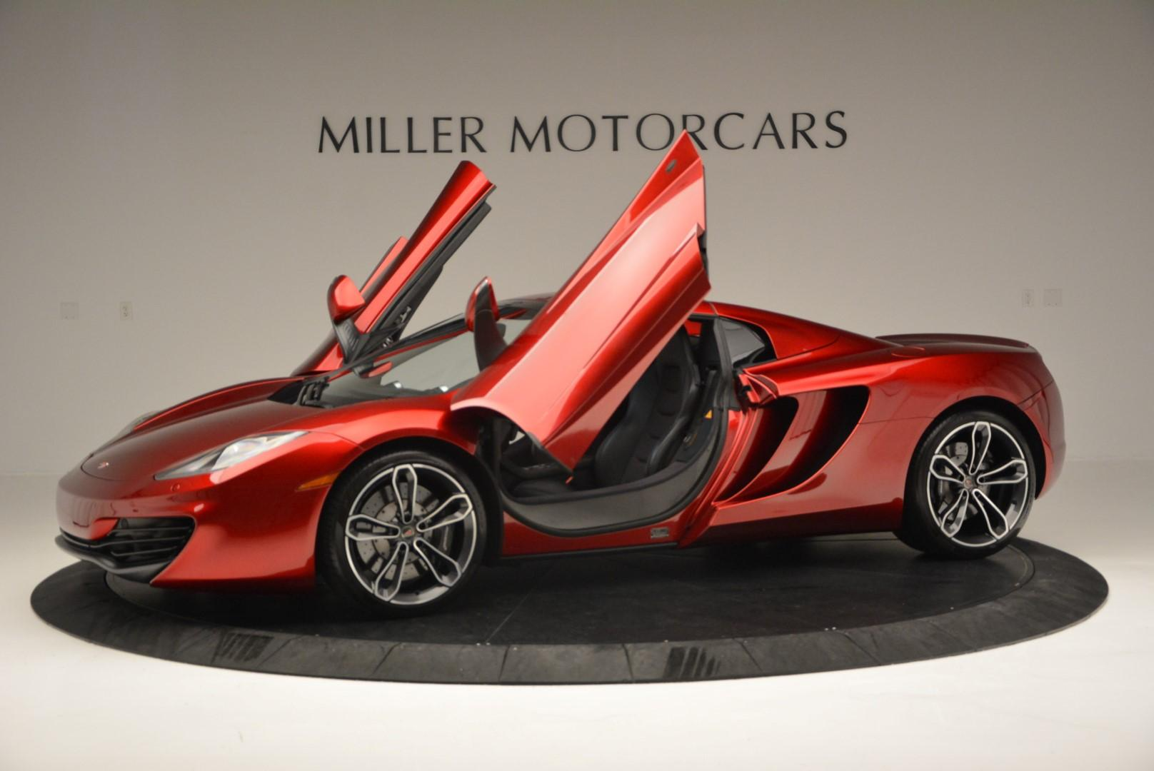 Used 2013 McLaren MP4-12C Base For Sale In Greenwich, CT 64_p21