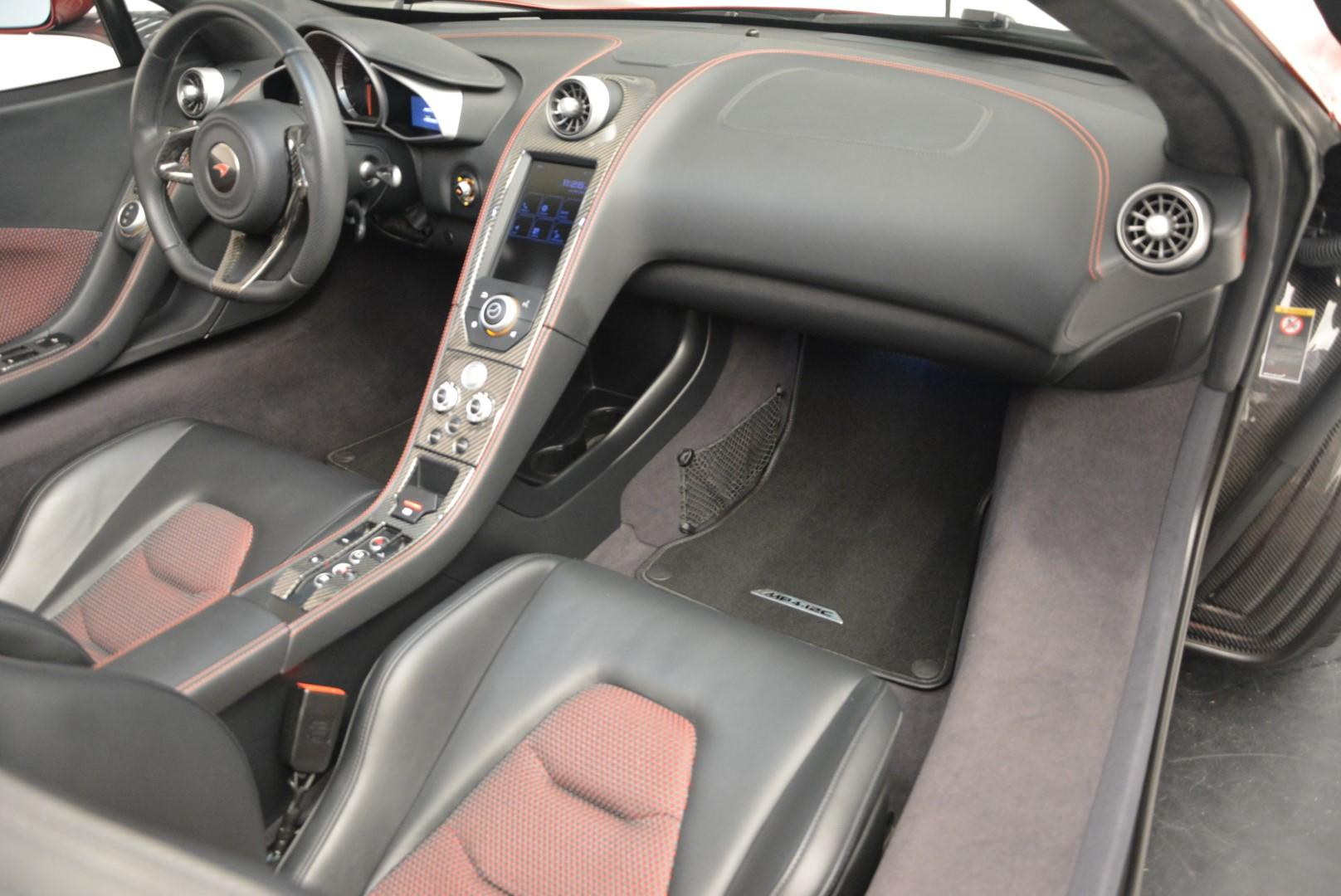 Used 2013 McLaren MP4-12C Base For Sale In Greenwich, CT 64_p26