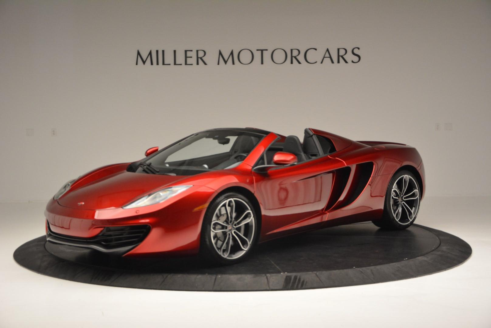 Used 2013 McLaren MP4-12C Base For Sale In Greenwich, CT 64_p2