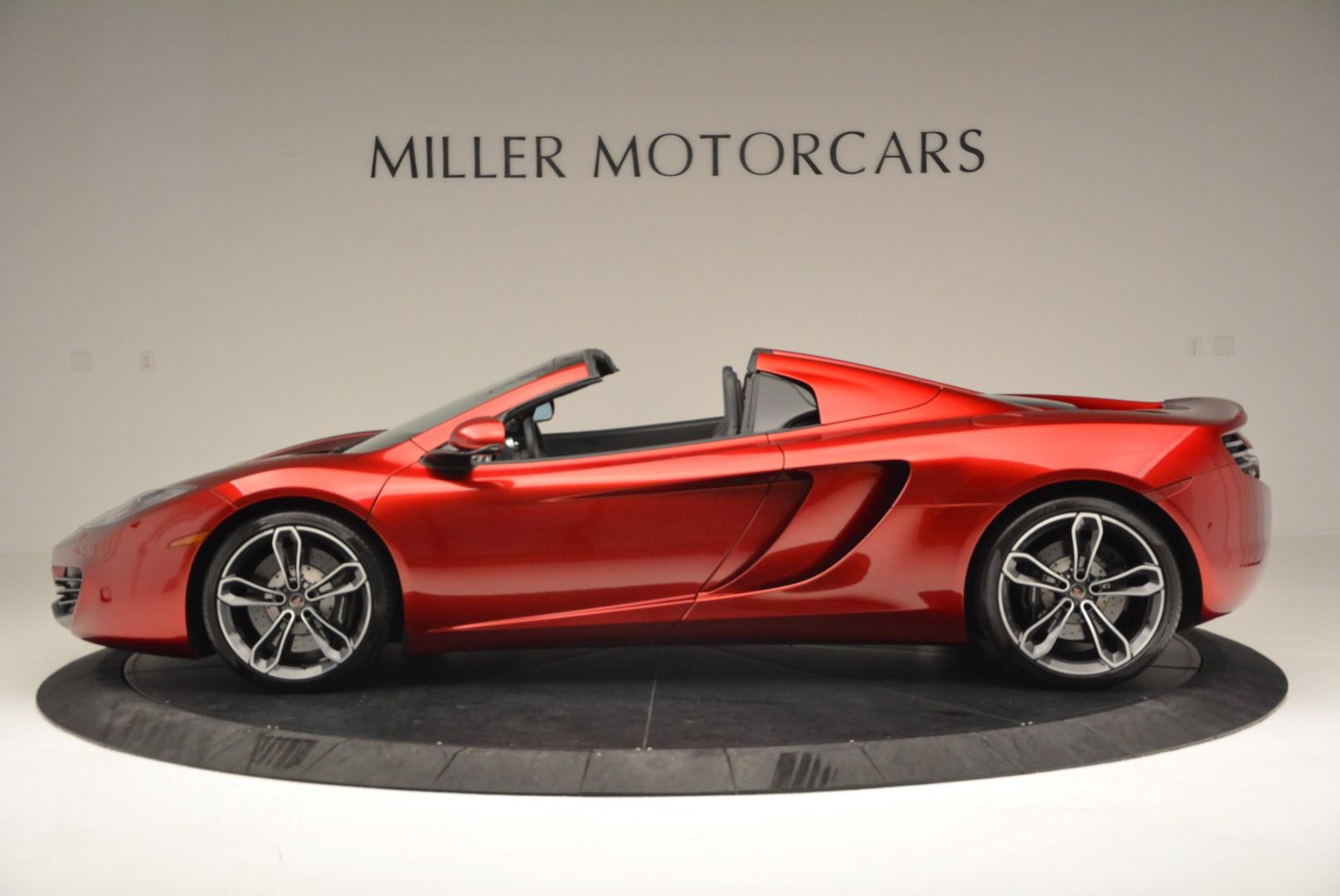 Used 2013 McLaren MP4-12C Base For Sale In Greenwich, CT 64_p3