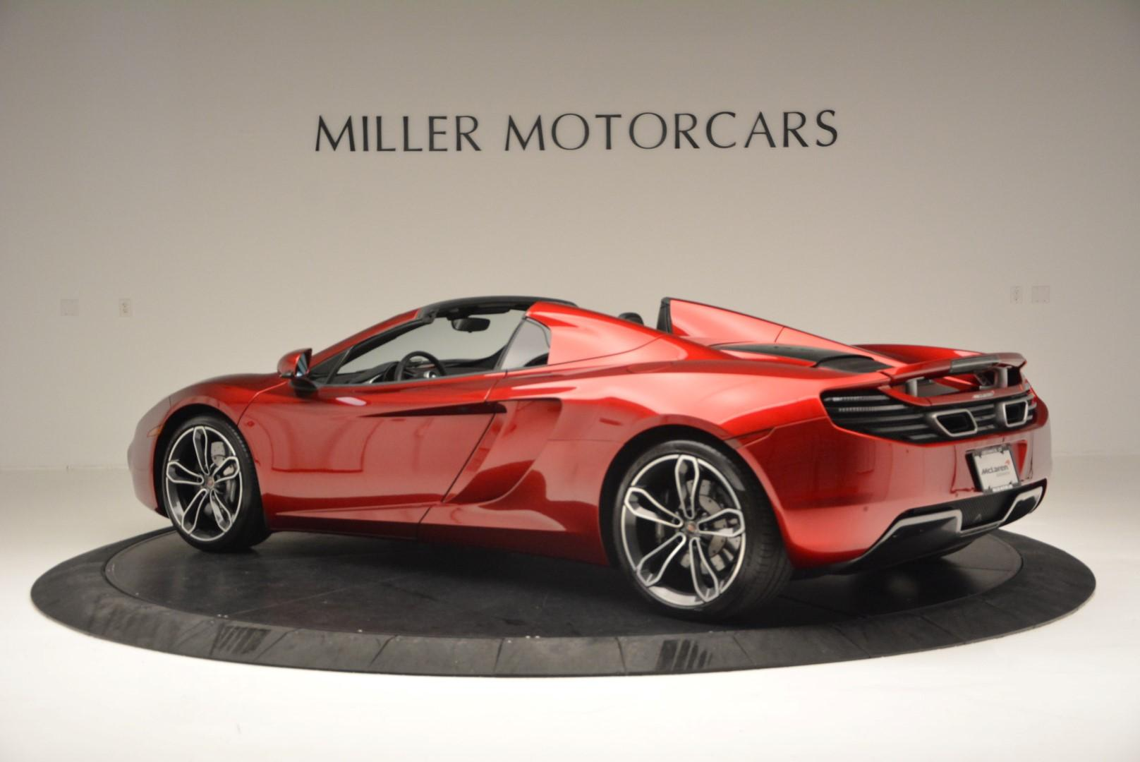 Used 2013 McLaren MP4-12C Base For Sale In Greenwich, CT 64_p4