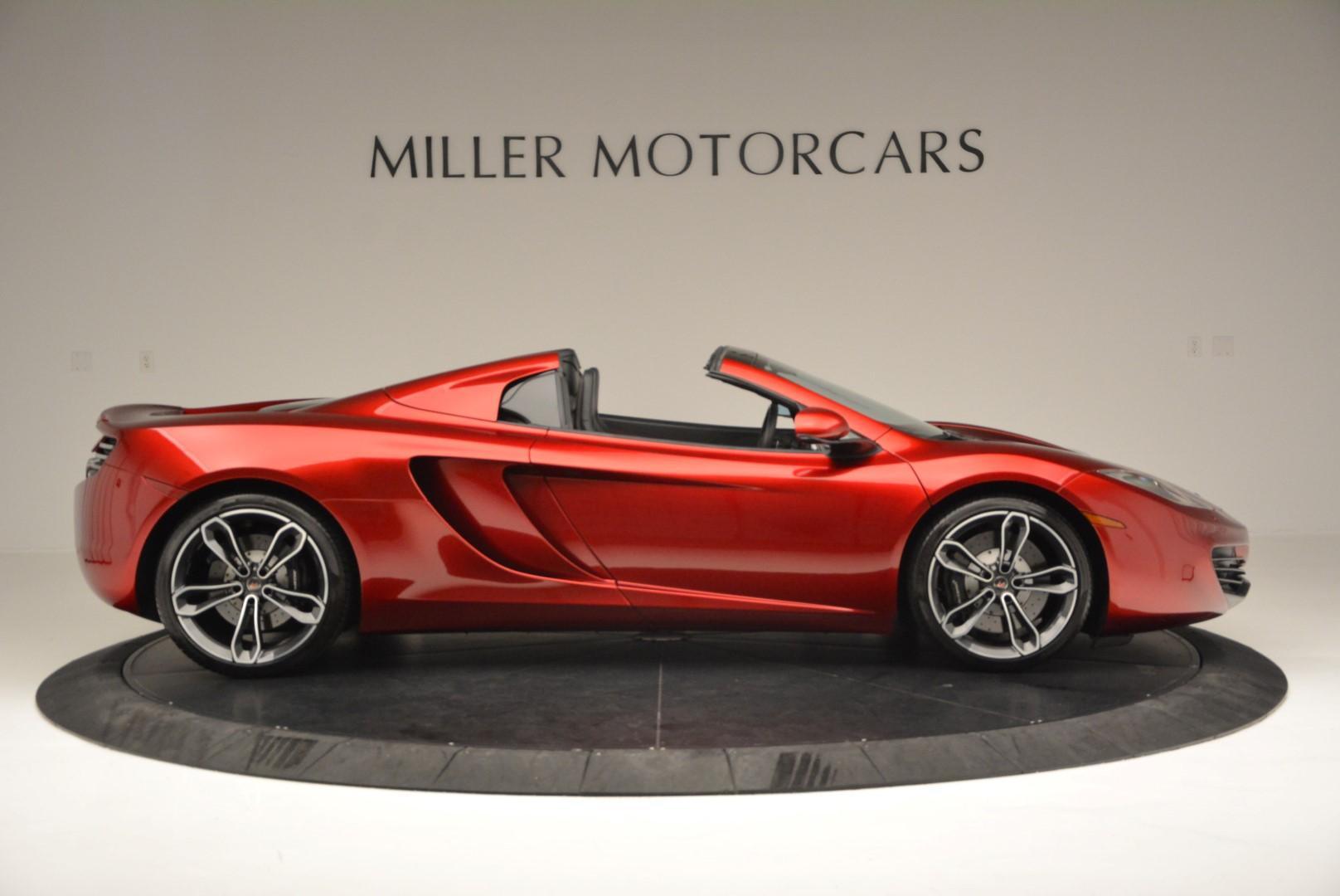 Used 2013 McLaren MP4-12C Base For Sale In Greenwich, CT 64_p9