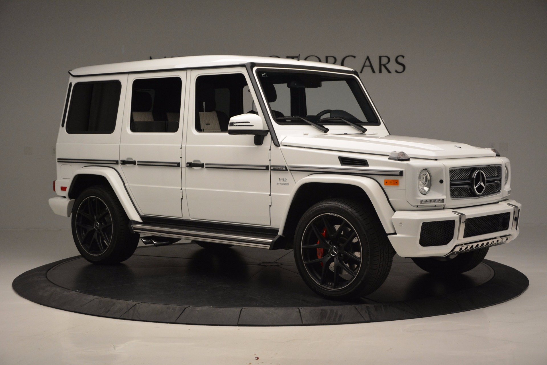 Used 2016 Mercedes Benz G-Class AMG G65 For Sale In Greenwich, CT 642_p10