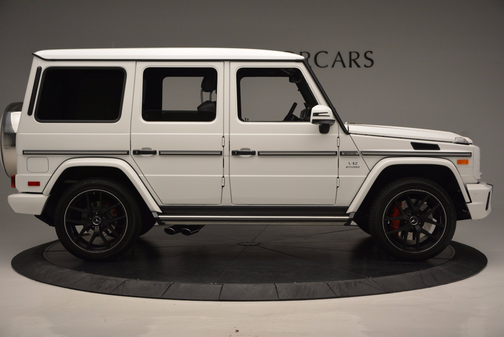 Used 2016 Mercedes Benz G-Class AMG G65 For Sale In Greenwich, CT 642_p9