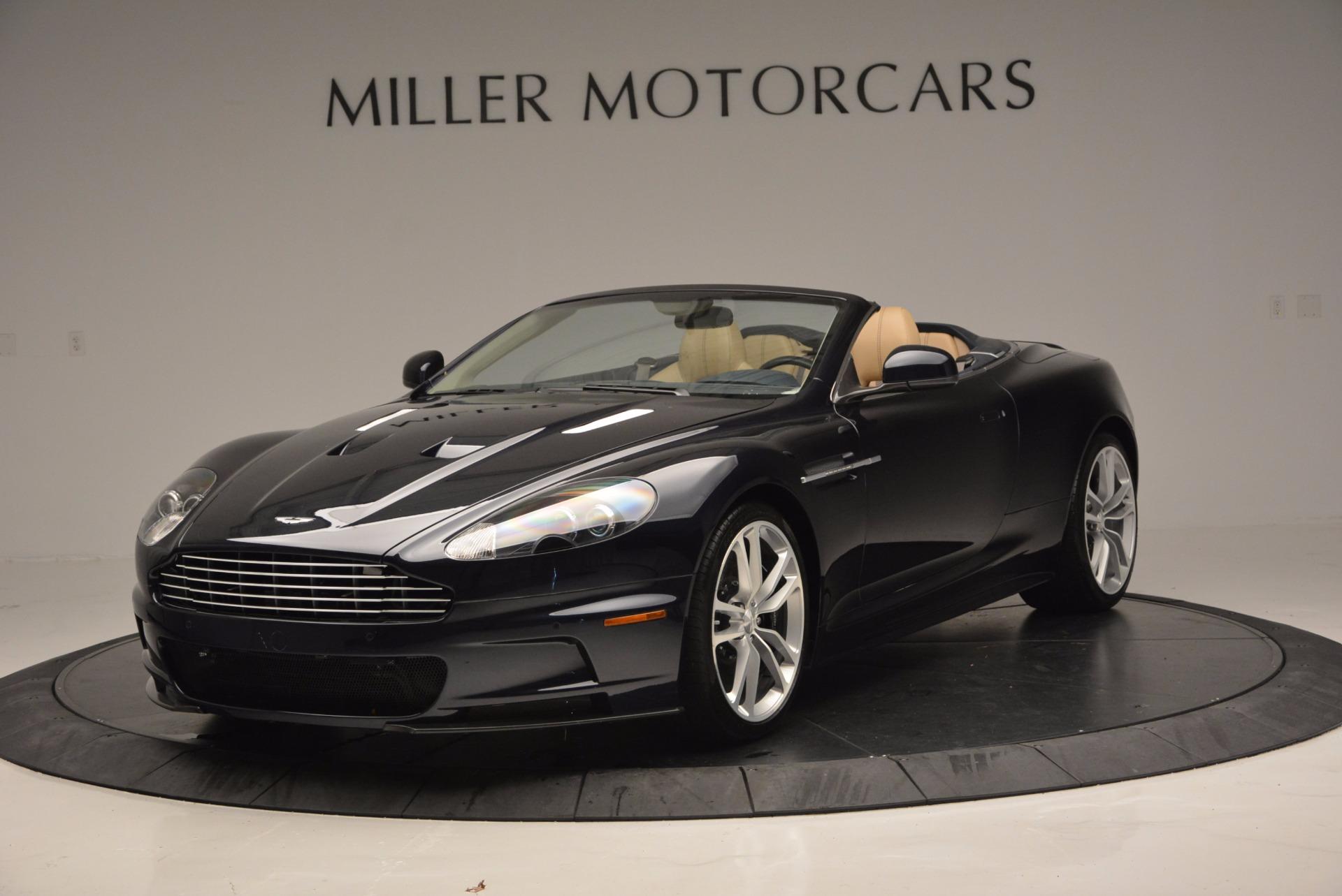 Used 2012 Aston Martin DBS Volante For Sale In Greenwich, CT 644_main