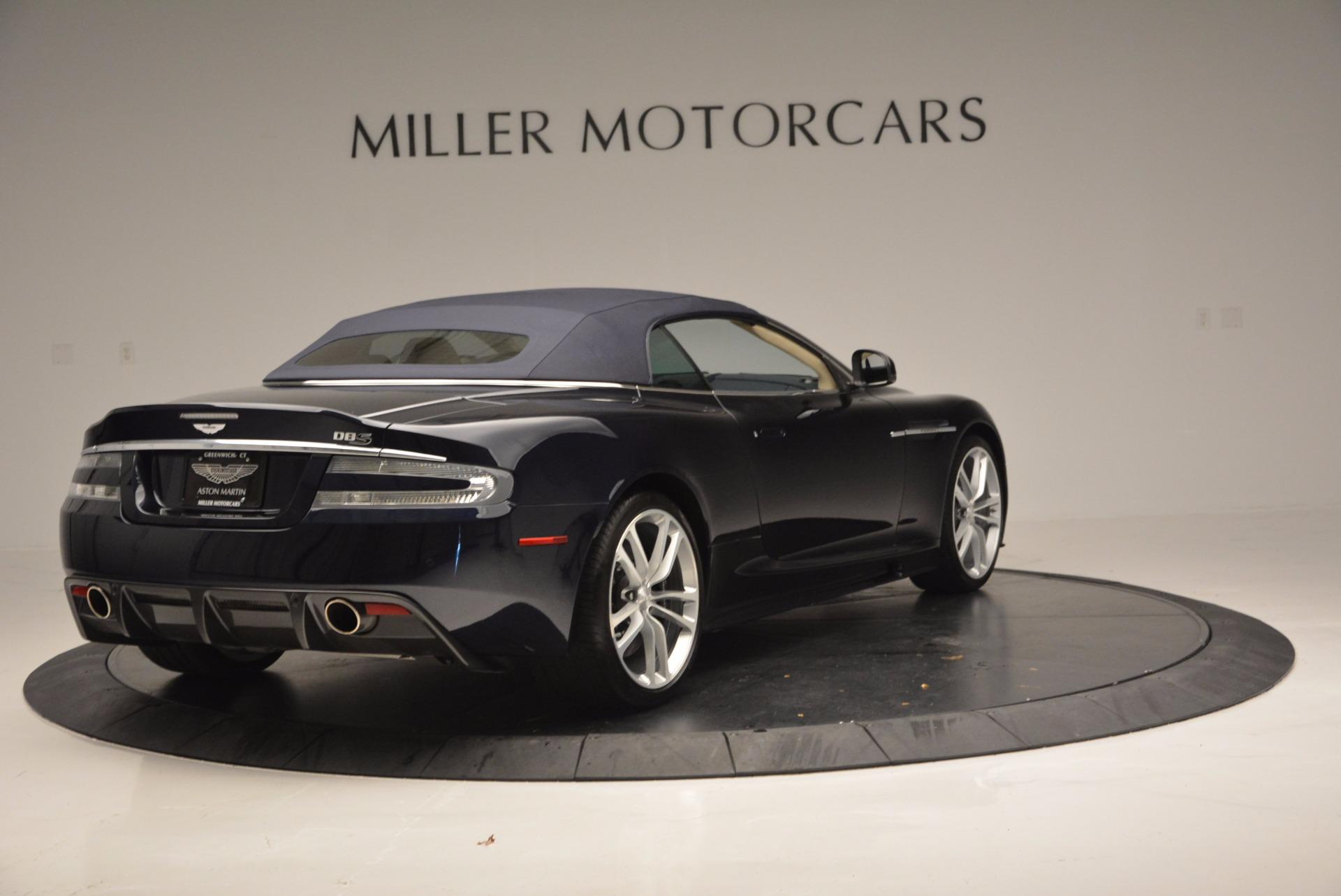 Used 2012 Aston Martin DBS Volante For Sale In Greenwich, CT 644_p19