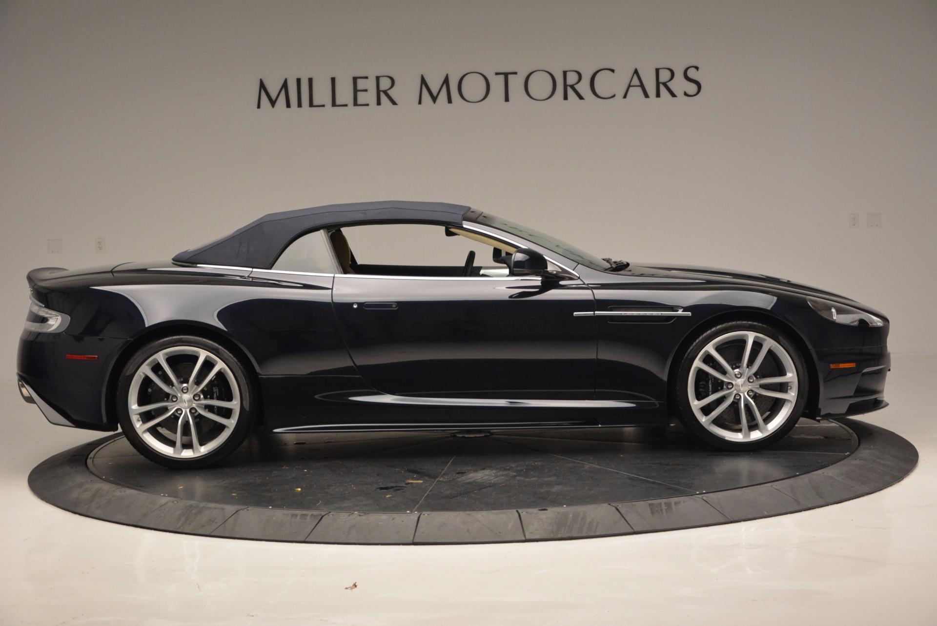 Used 2012 Aston Martin DBS Volante For Sale In Greenwich, CT 644_p21