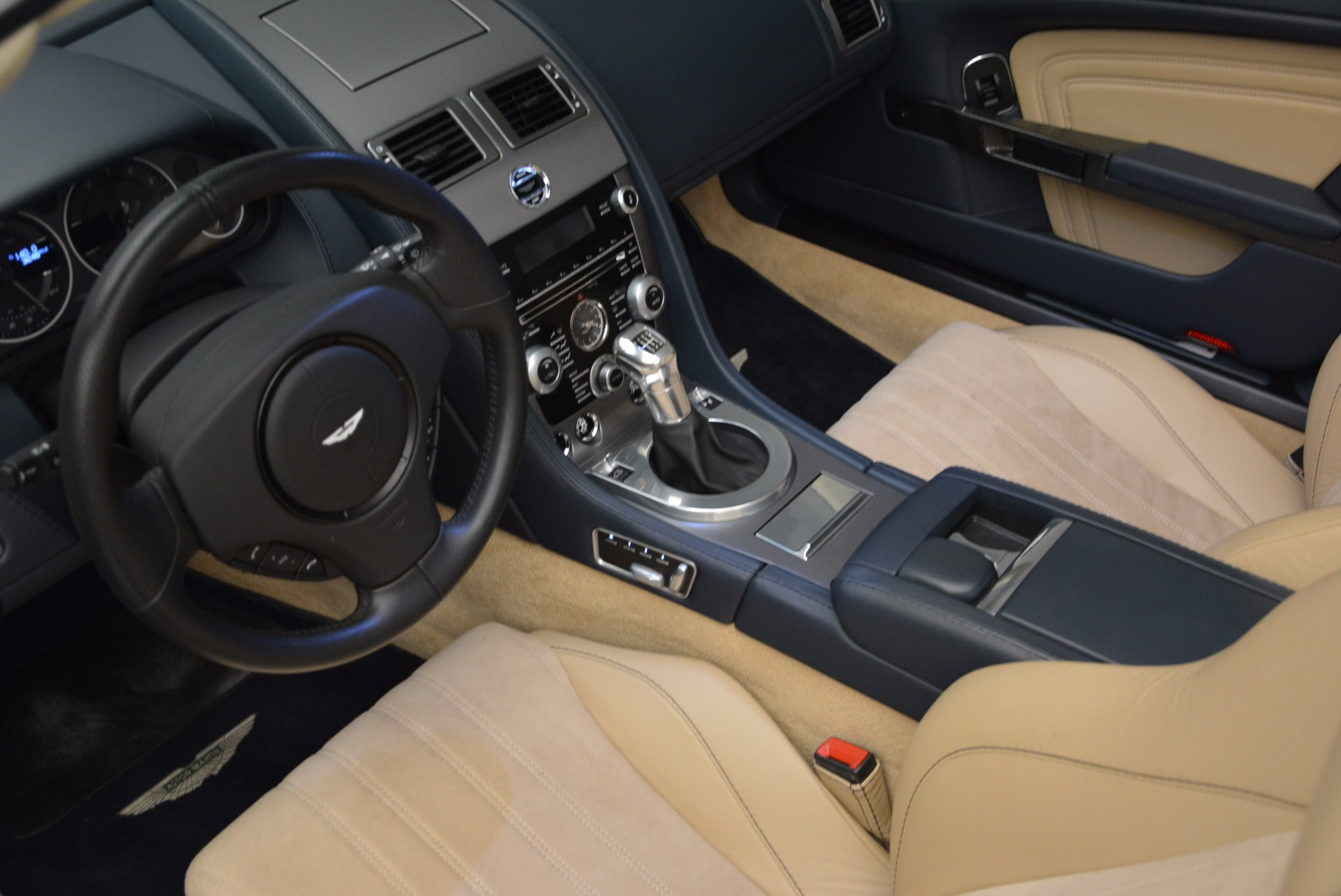 Used 2012 Aston Martin DBS Volante For Sale In Greenwich, CT 644_p25