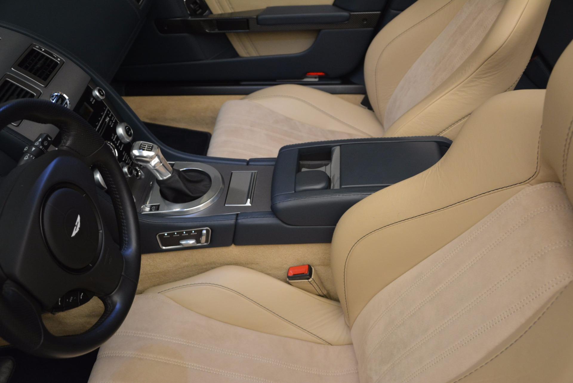 Used 2012 Aston Martin DBS Volante For Sale In Greenwich, CT 644_p26