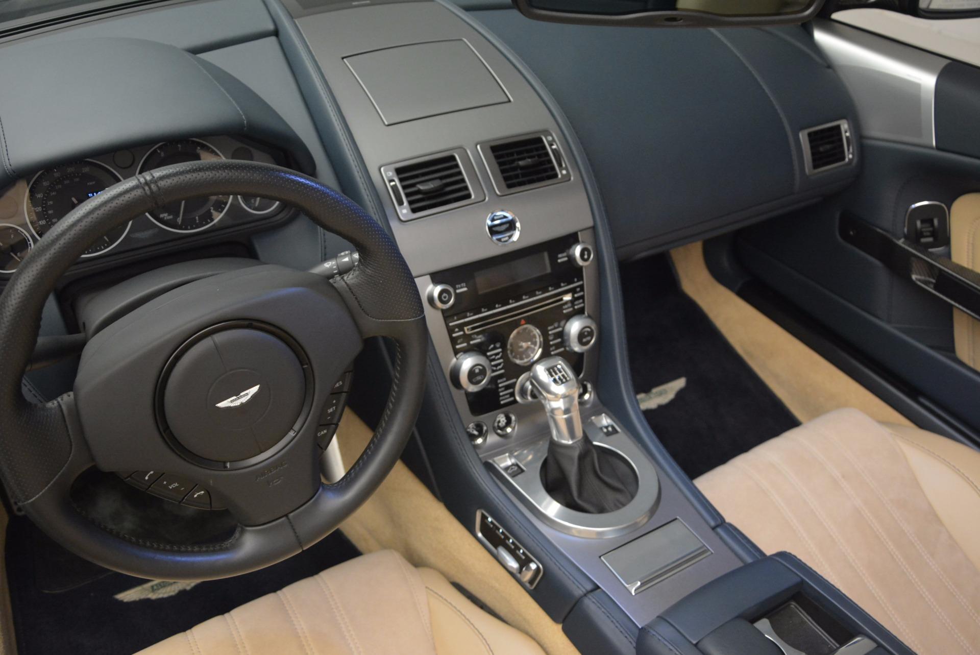 Used 2012 Aston Martin DBS Volante For Sale In Greenwich, CT 644_p27