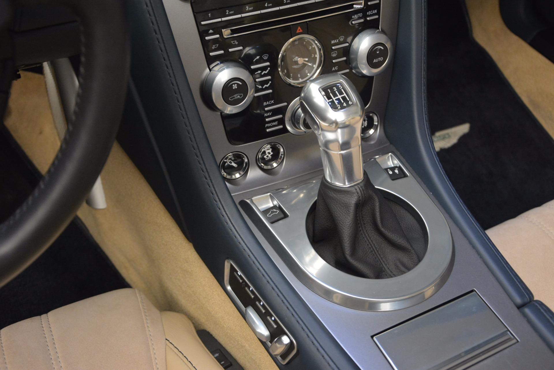 Used 2012 Aston Martin DBS Volante For Sale In Greenwich, CT 644_p31