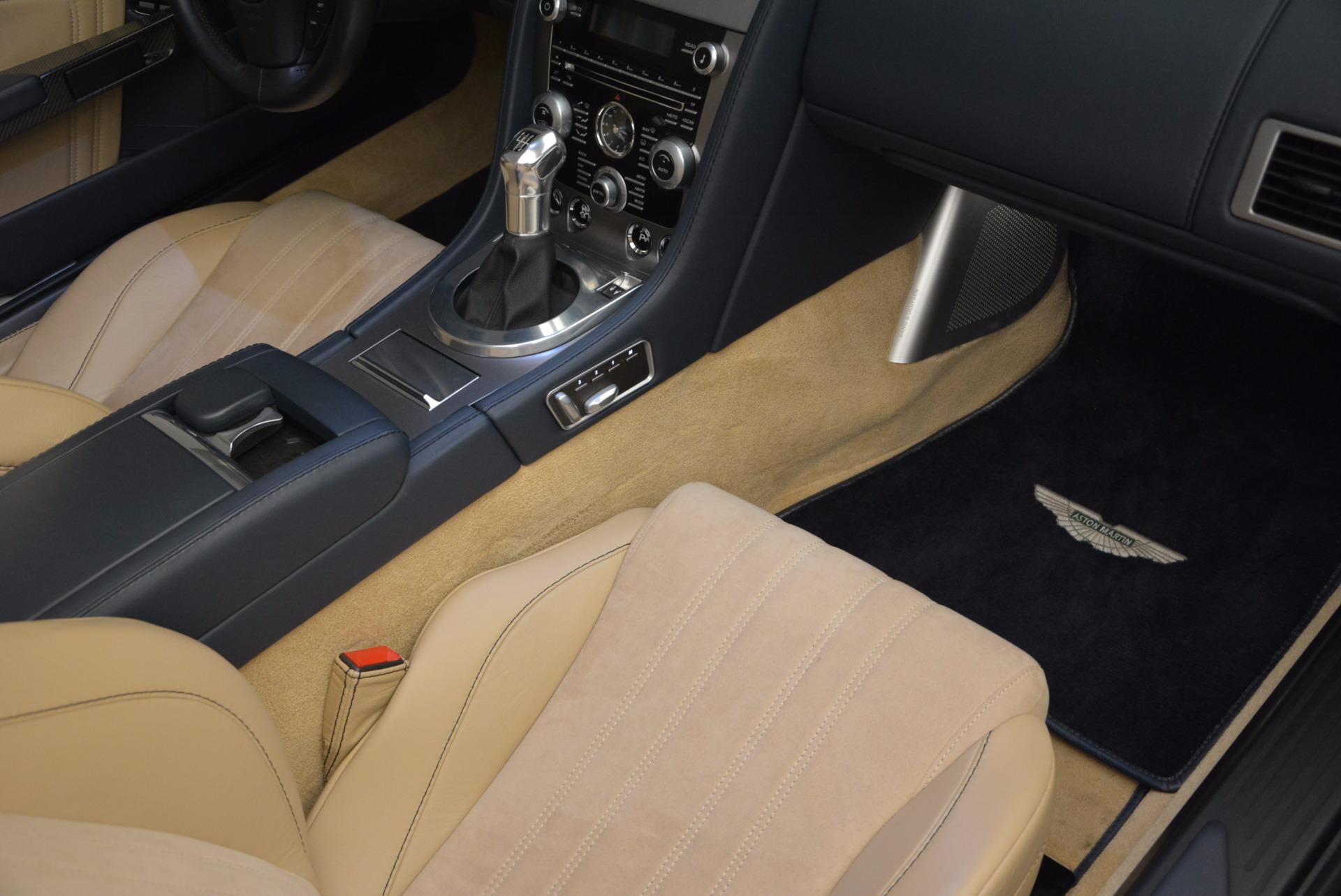 Used 2012 Aston Martin DBS Volante For Sale In Greenwich, CT 644_p32