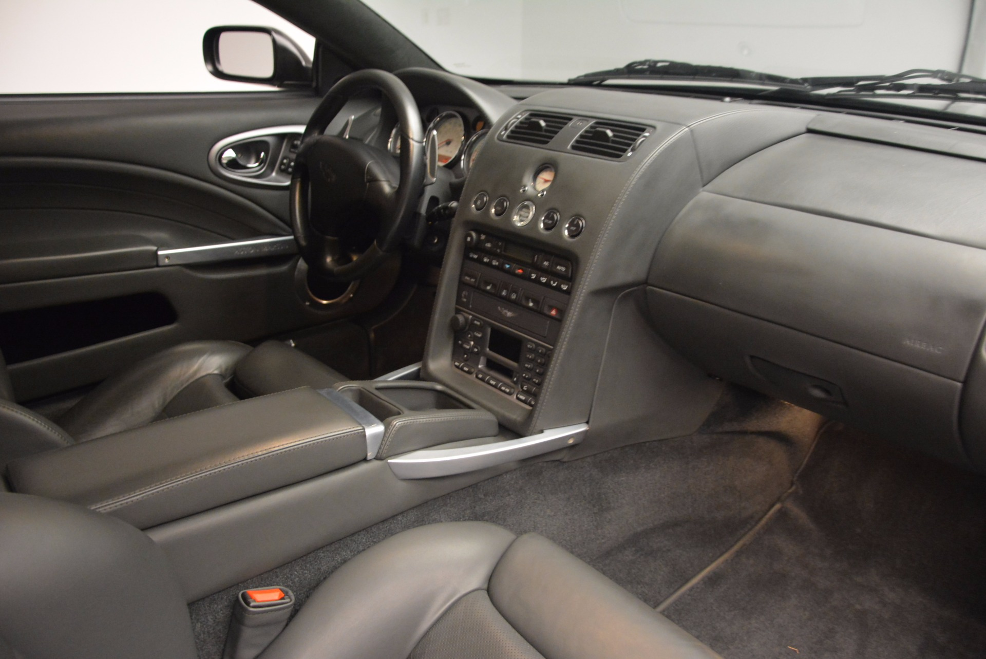 Used 2005 Aston Martin V12 Vanquish S For Sale In Greenwich, CT 645_p20