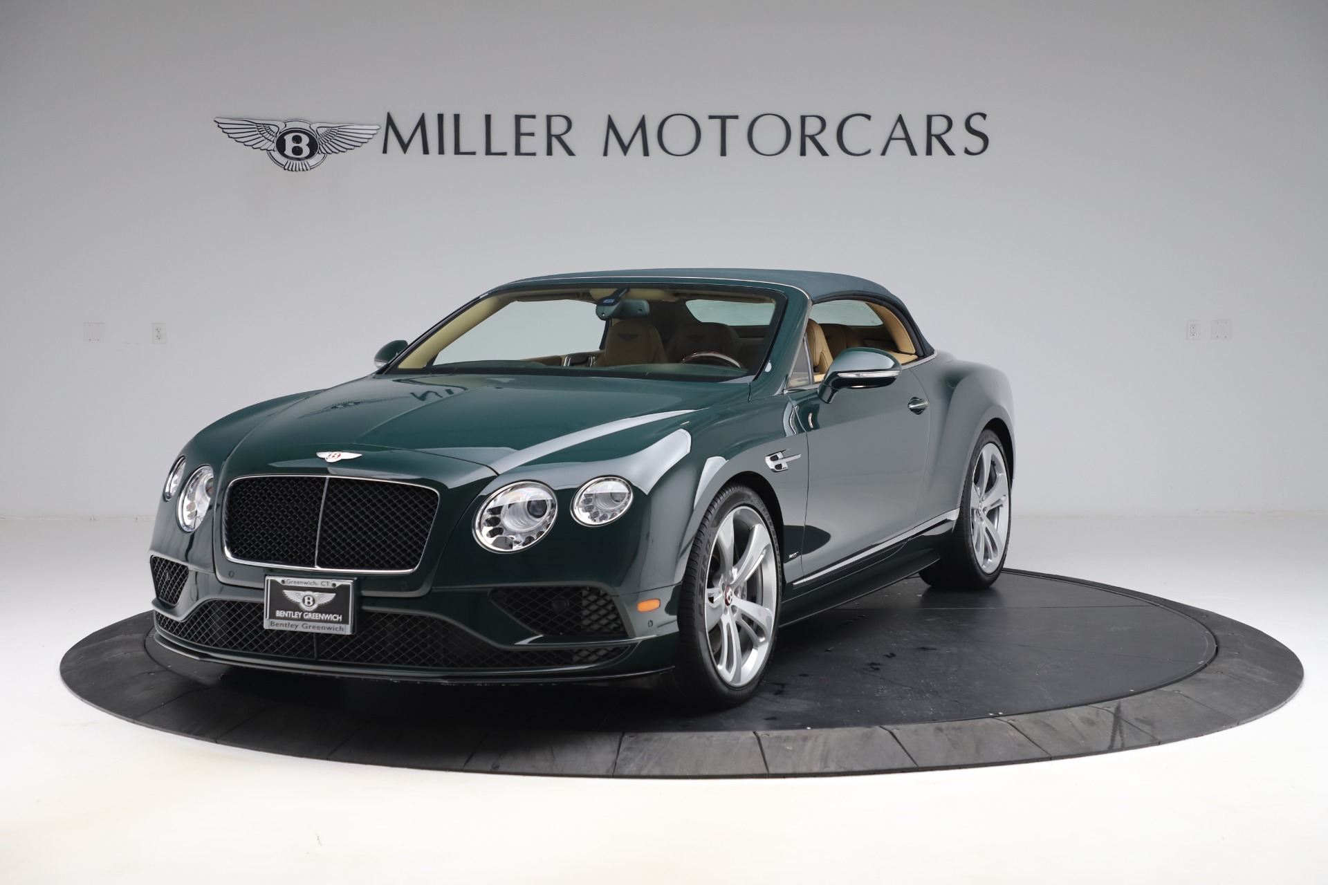 New 2017 Bentley Continental GT V8 S For Sale In Greenwich, CT 647_p13