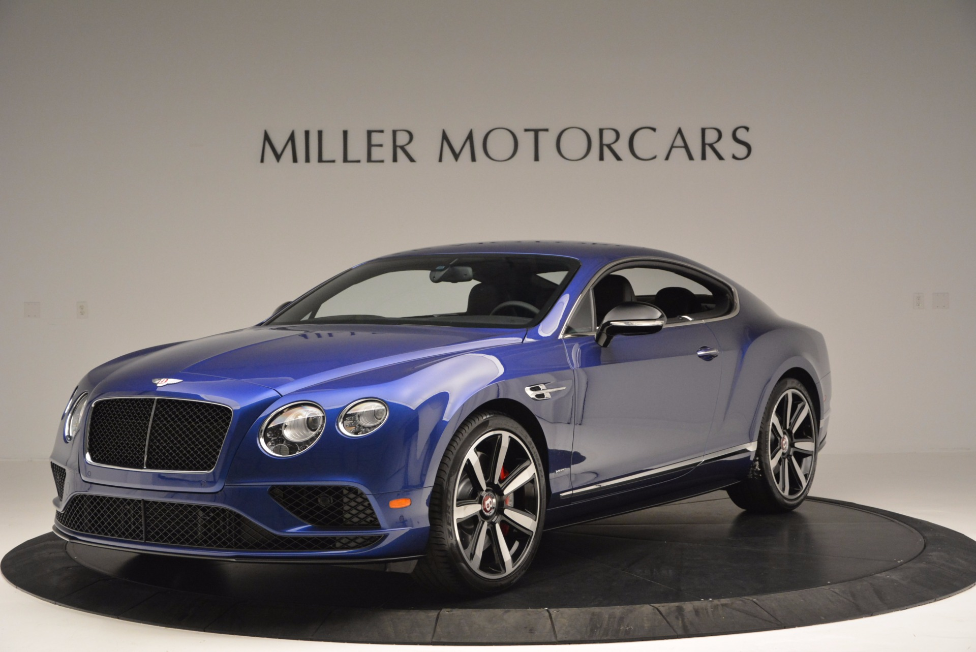 Used 2017 Bentley Continental GT V8 S For Sale In Greenwich, CT 649_main