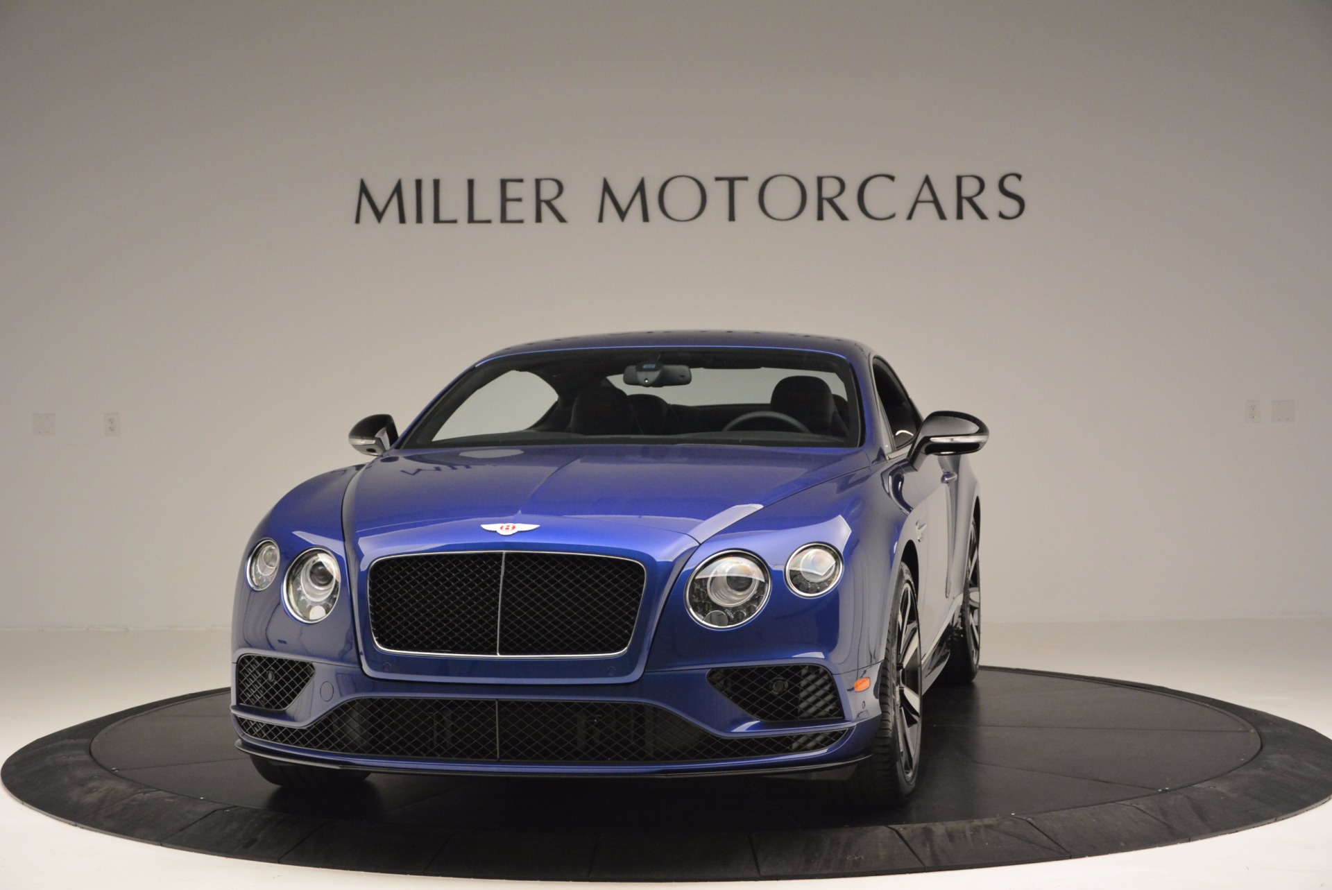 Used 2017 Bentley Continental GT V8 S For Sale In Greenwich, CT 649_p2
