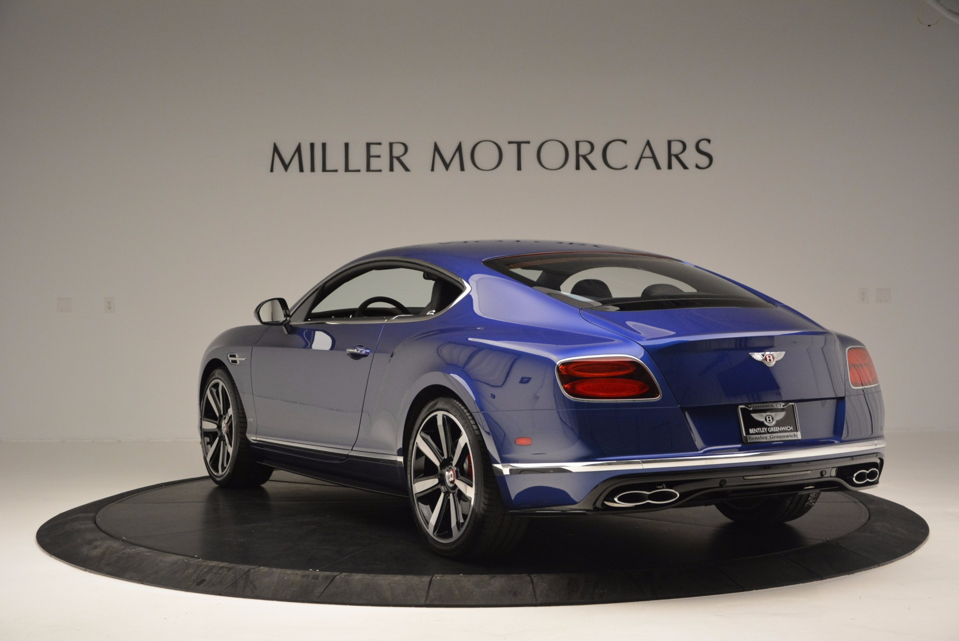 Used 2017 Bentley Continental GT V8 S For Sale In Greenwich, CT 649_p5