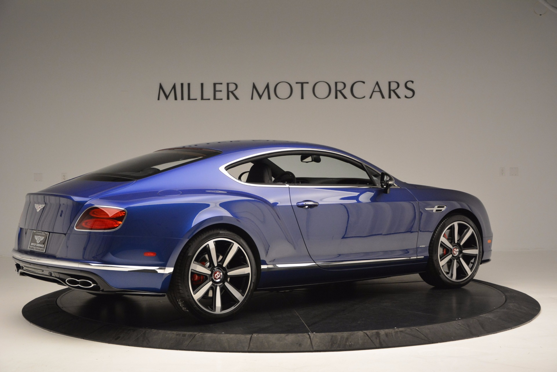 Used 2017 Bentley Continental GT V8 S For Sale In Greenwich, CT 649_p8