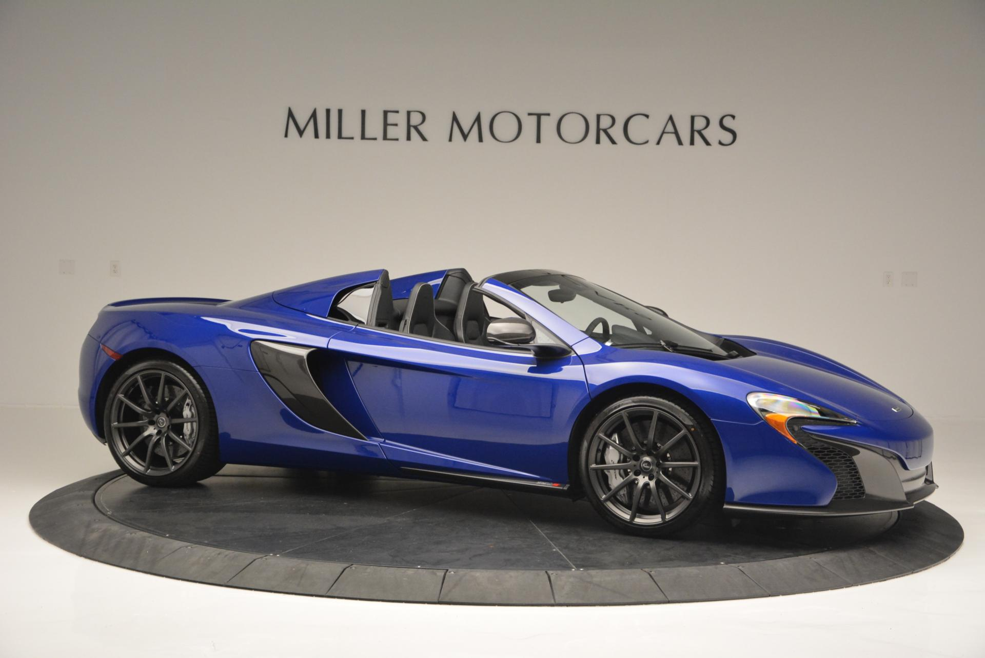 Used 2016 McLaren 650S Spider  For Sale In Greenwich, CT 65_p10