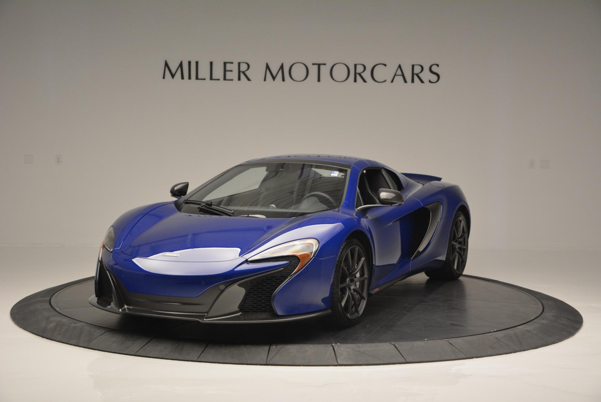 Used 2016 McLaren 650S Spider  For Sale In Greenwich, CT 65_p13