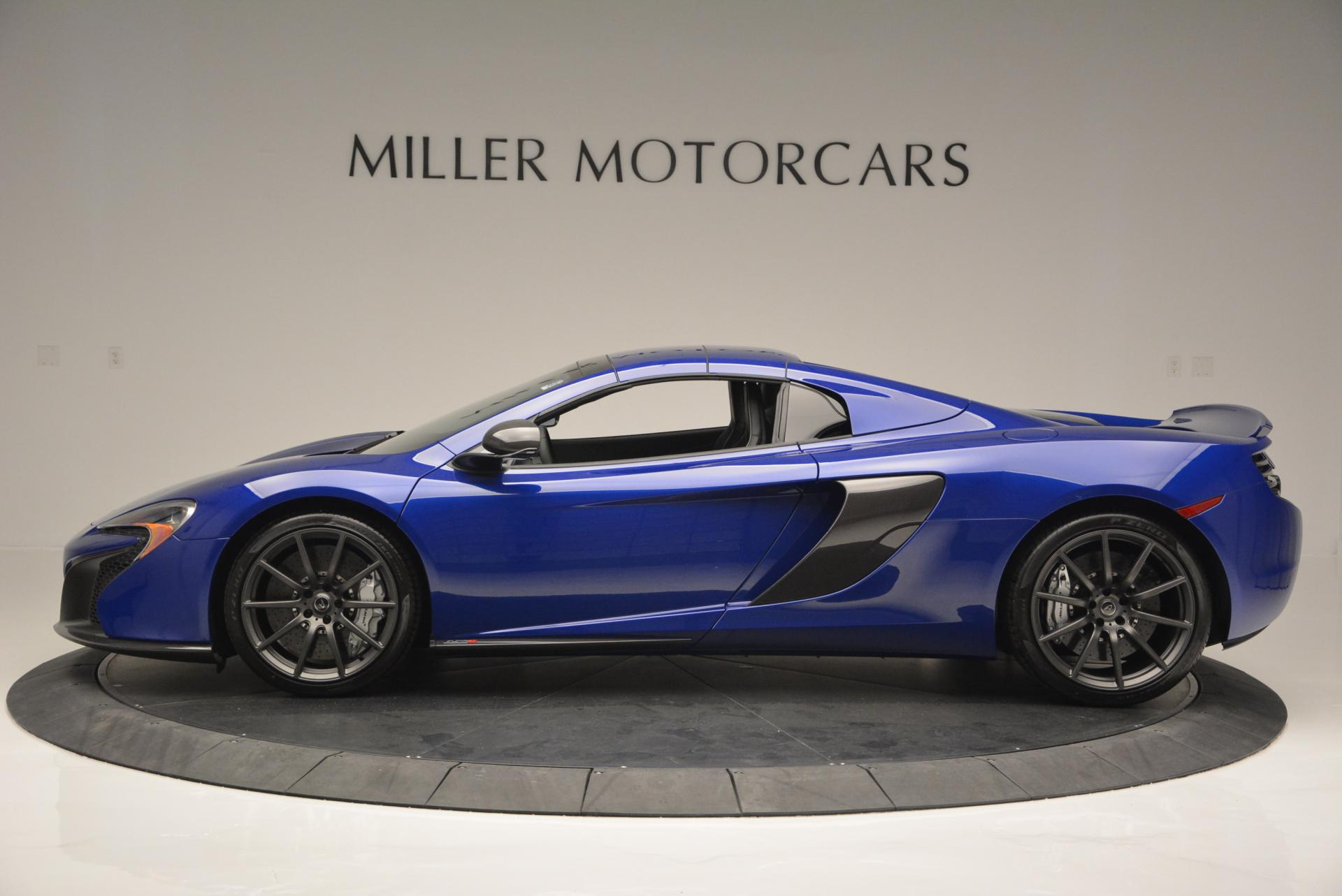 Used 2016 McLaren 650S Spider  For Sale In Greenwich, CT 65_p14