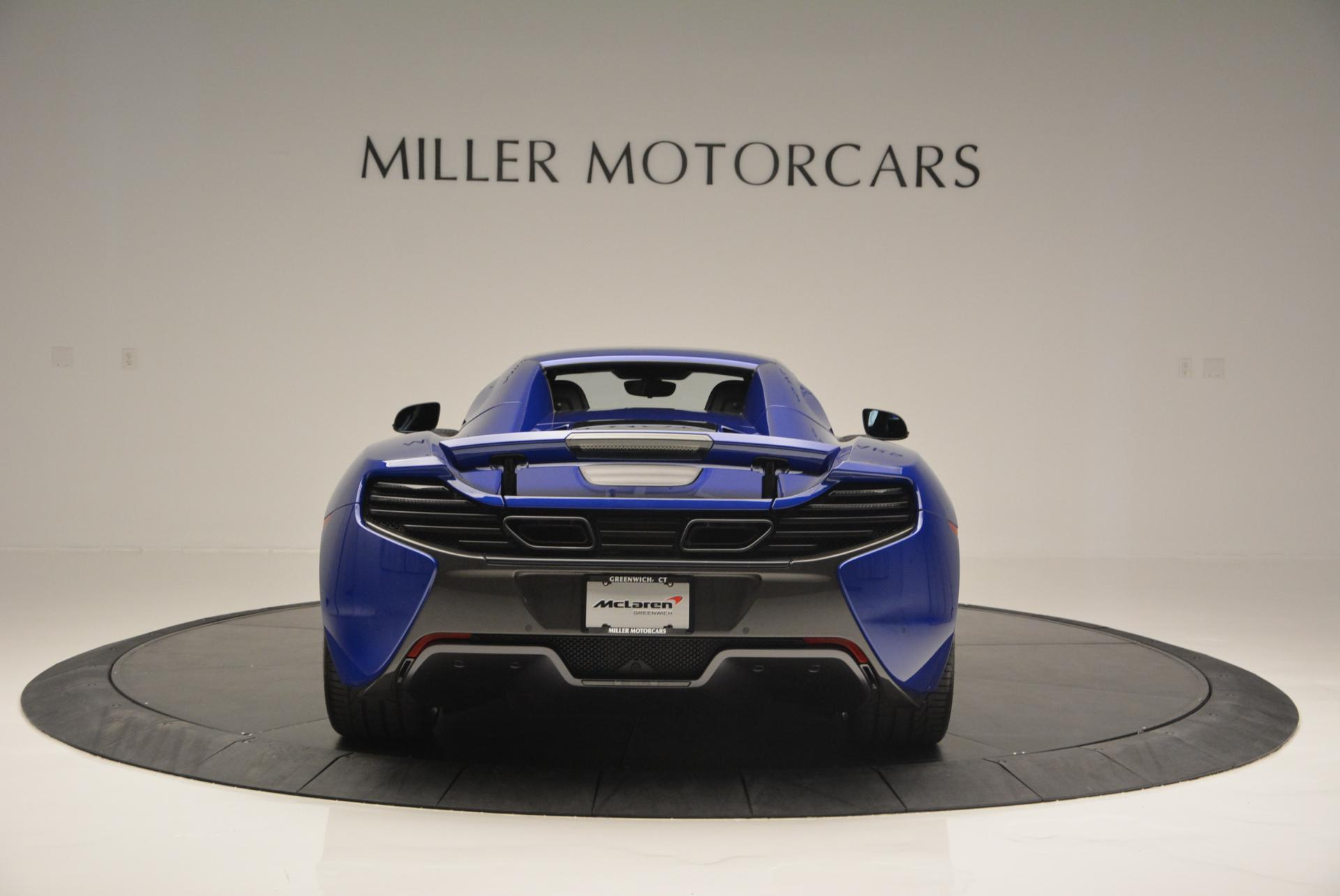 Used 2016 McLaren 650S Spider  For Sale In Greenwich, CT 65_p16