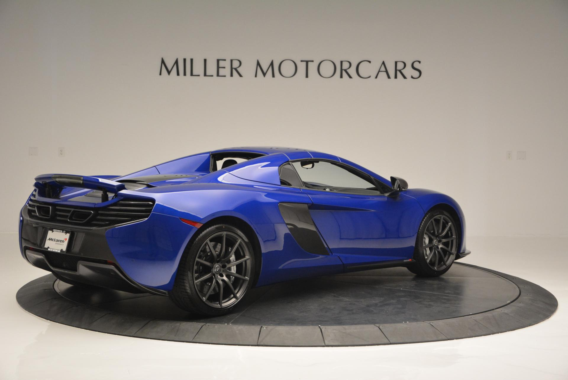 Used 2016 McLaren 650S Spider  For Sale In Greenwich, CT 65_p17