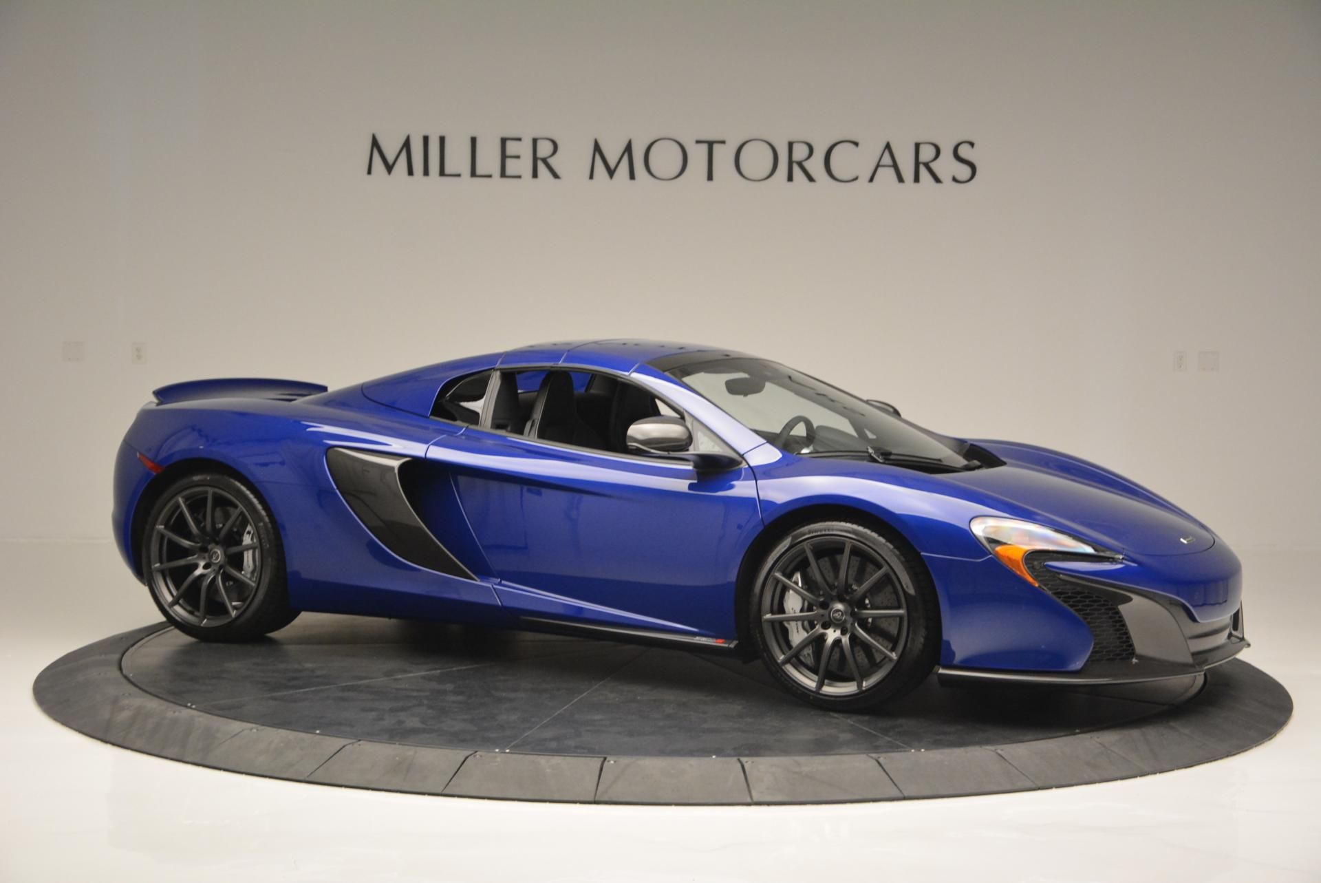 Used 2016 McLaren 650S Spider  For Sale In Greenwich, CT 65_p19