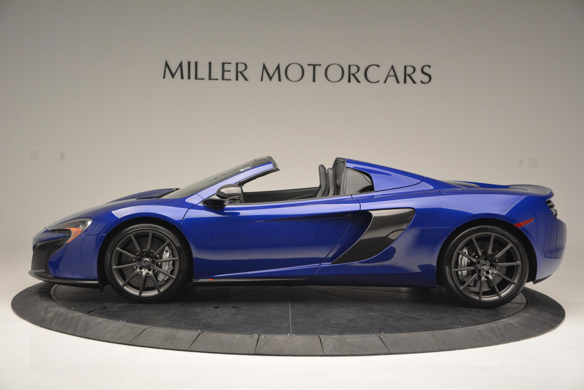 Used 2016 McLaren 650S Spider  For Sale In Greenwich, CT 65_p3